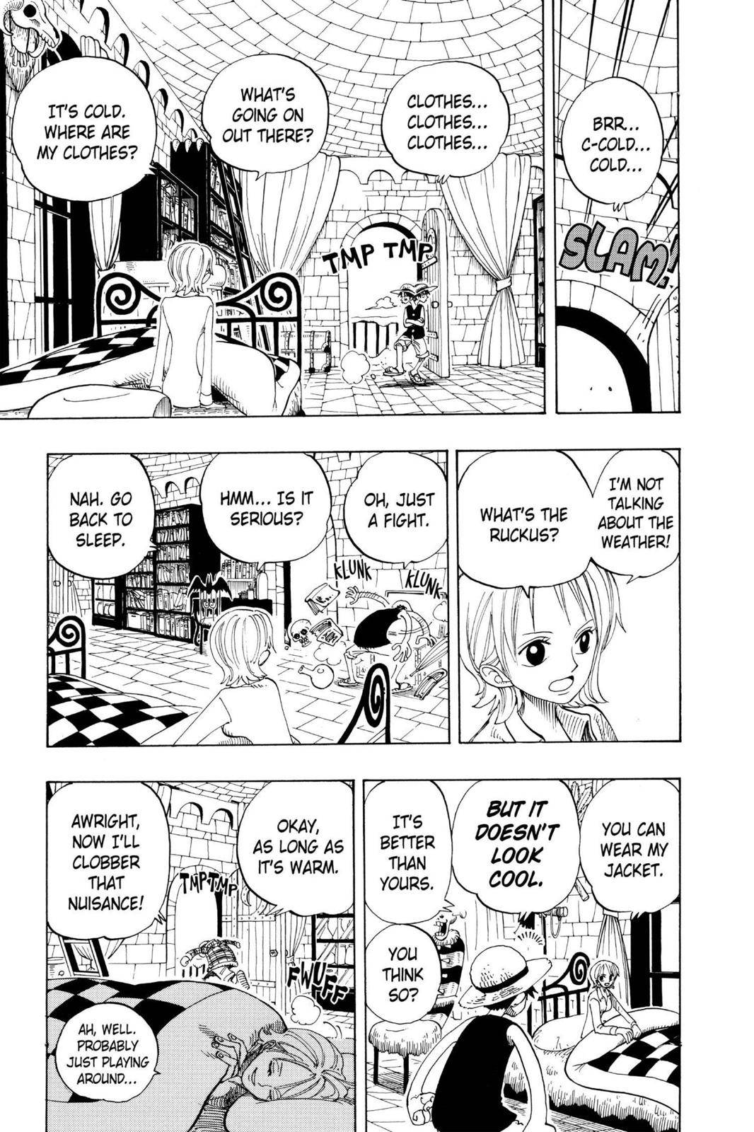 One Piece Chapter 146 Page 19