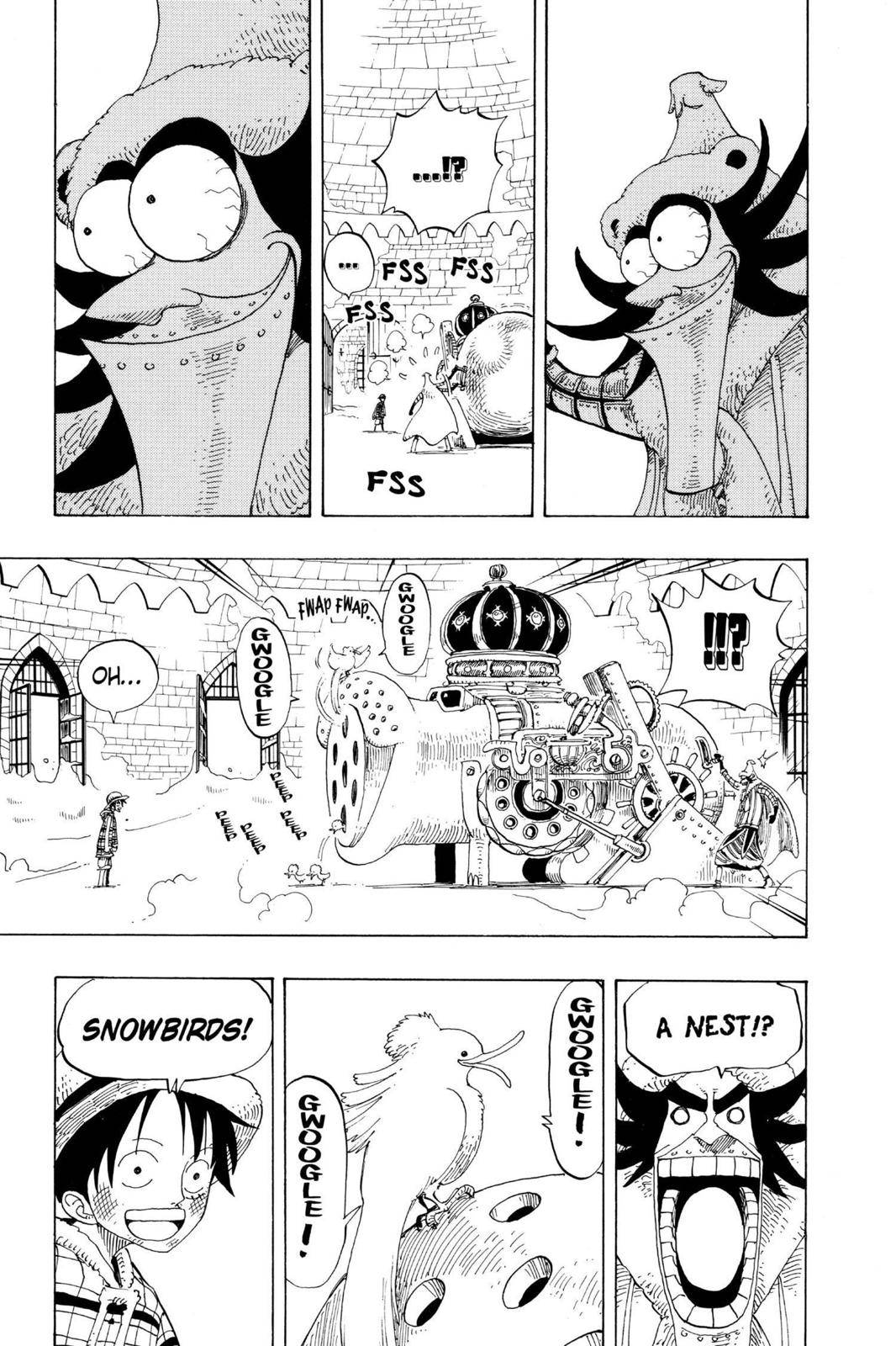 One Piece Chapter 150 Page 17