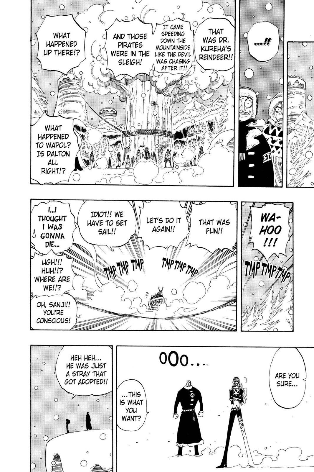 One Piece Chapter 153 Page 11