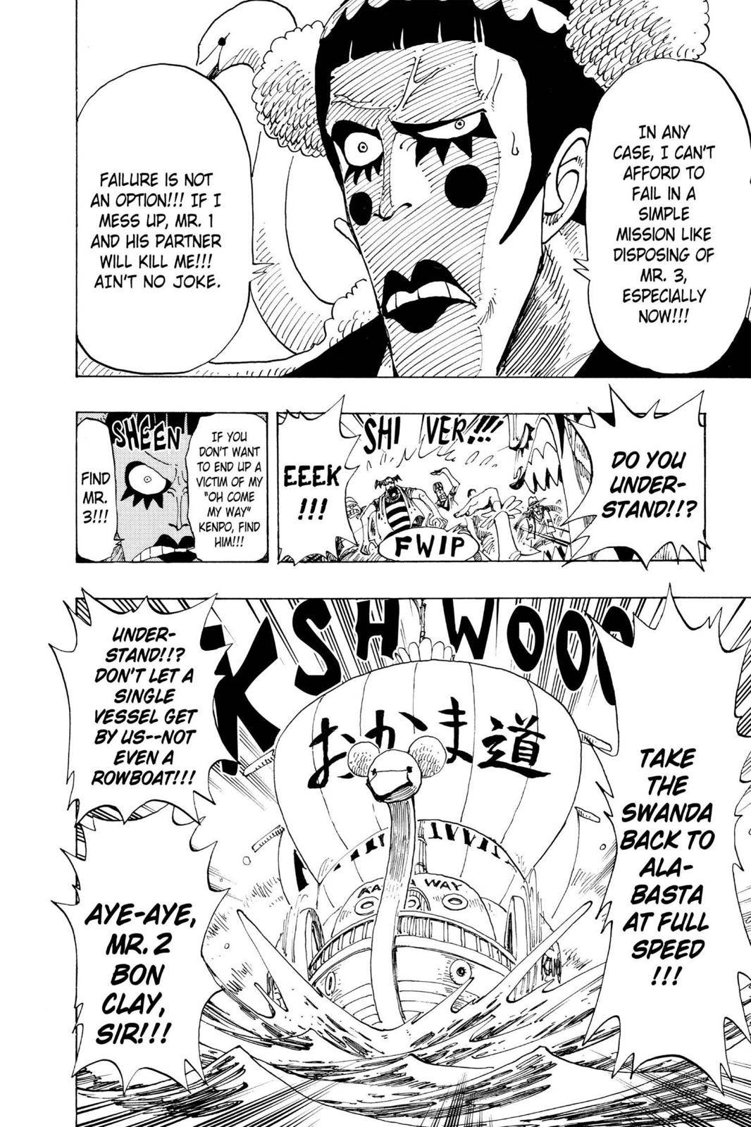 One Piece Chapter 154 Page 18