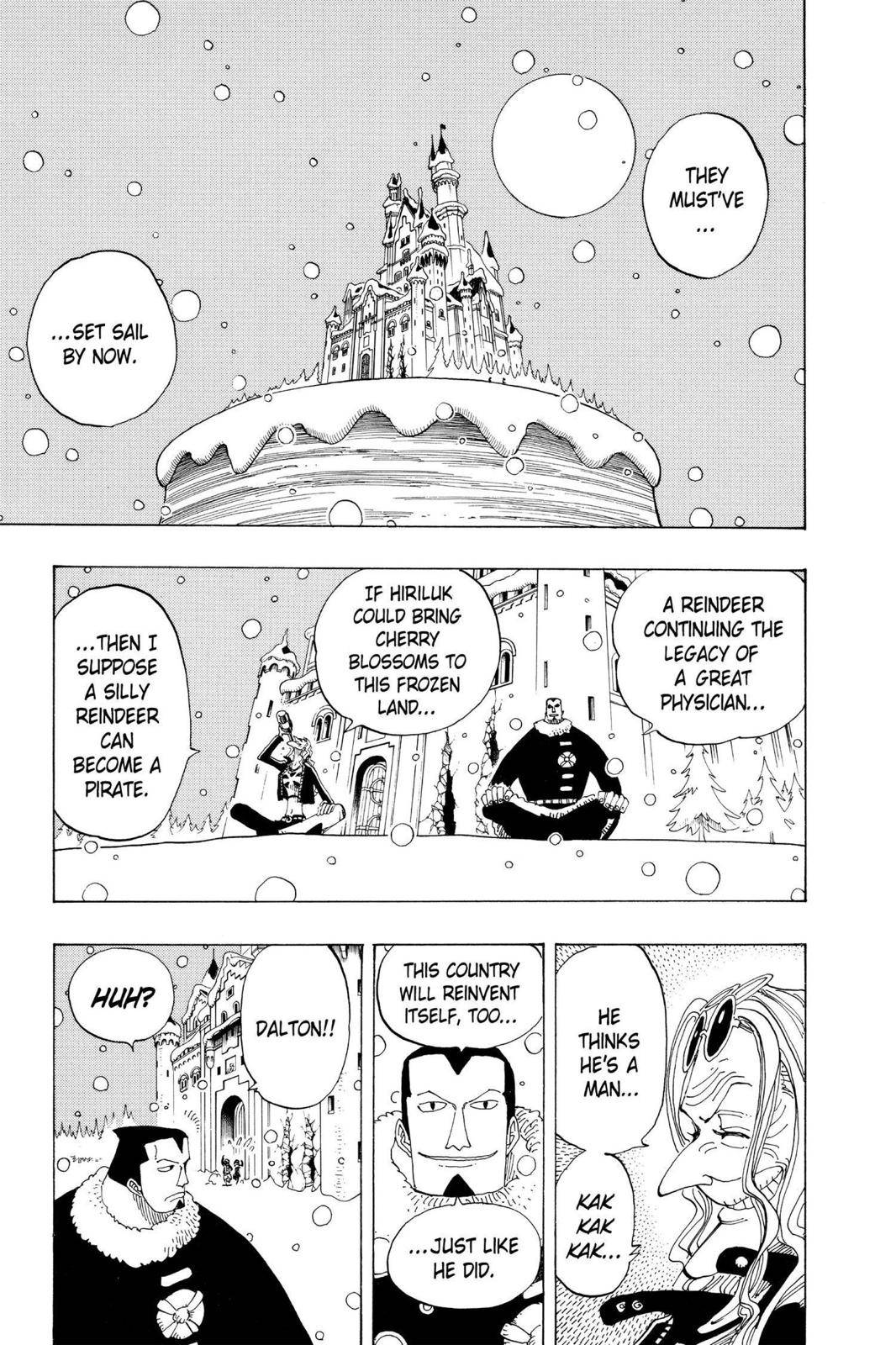 One Piece Chapter 154 Page 3