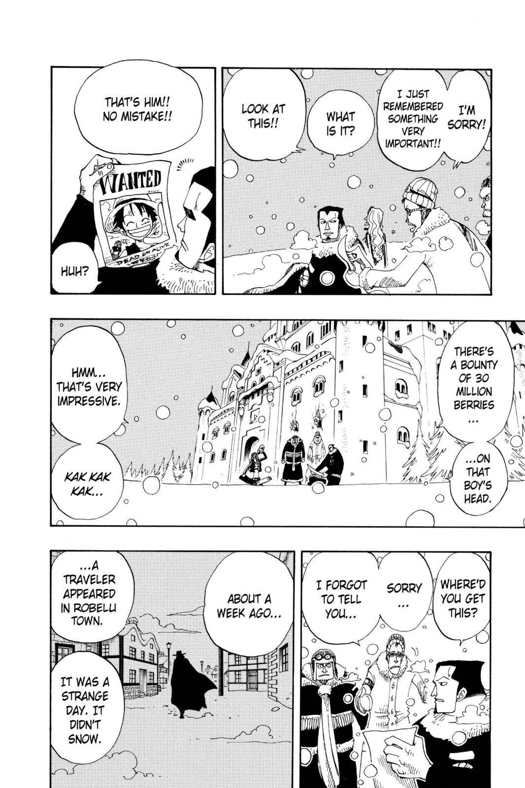 One Piece Chapter 154 Page 4