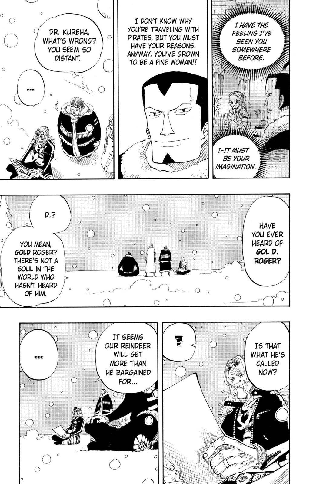 One Piece Chapter 154 Page 7