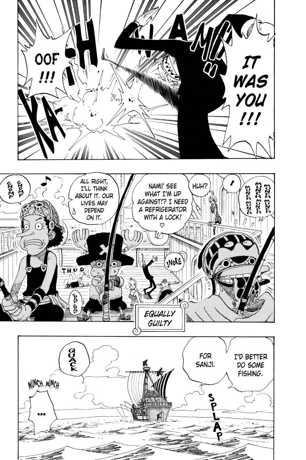 One Piece Chapter 155 Page 12