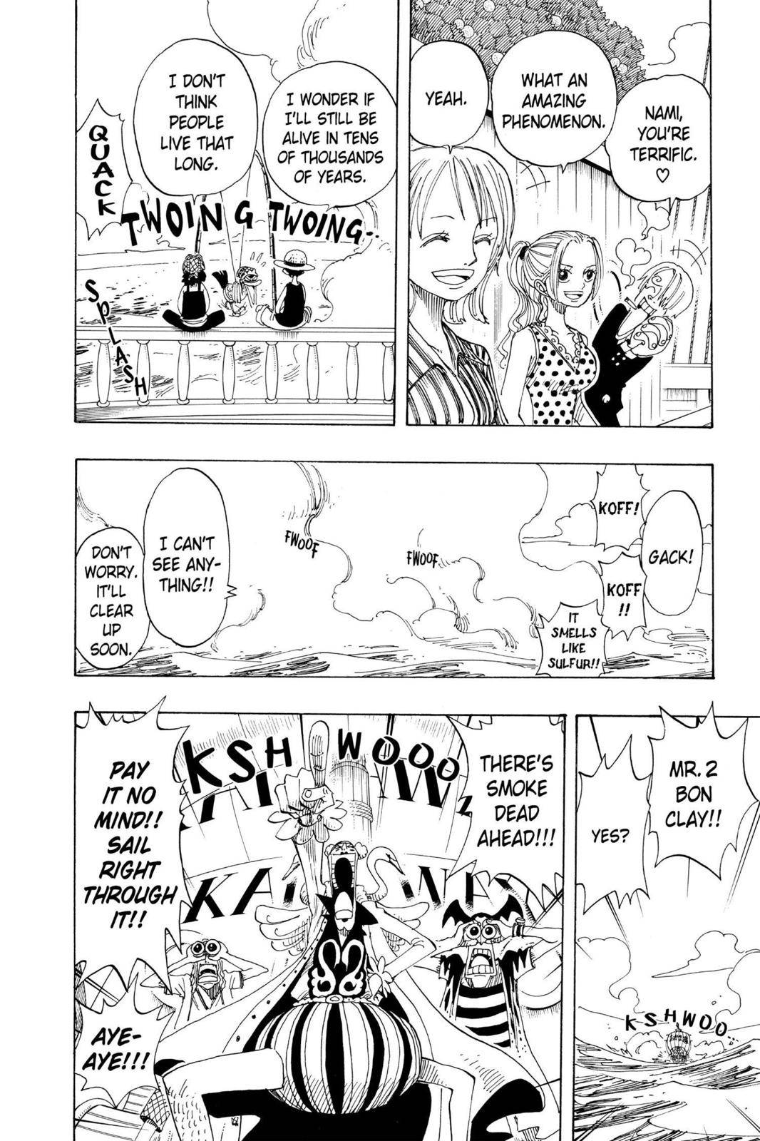 One Piece Chapter 156 Page 11