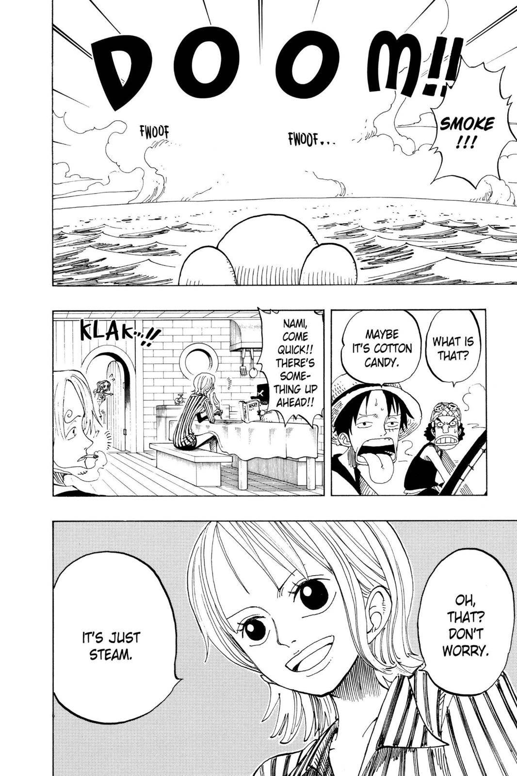 One Piece Chapter 156 Page 9