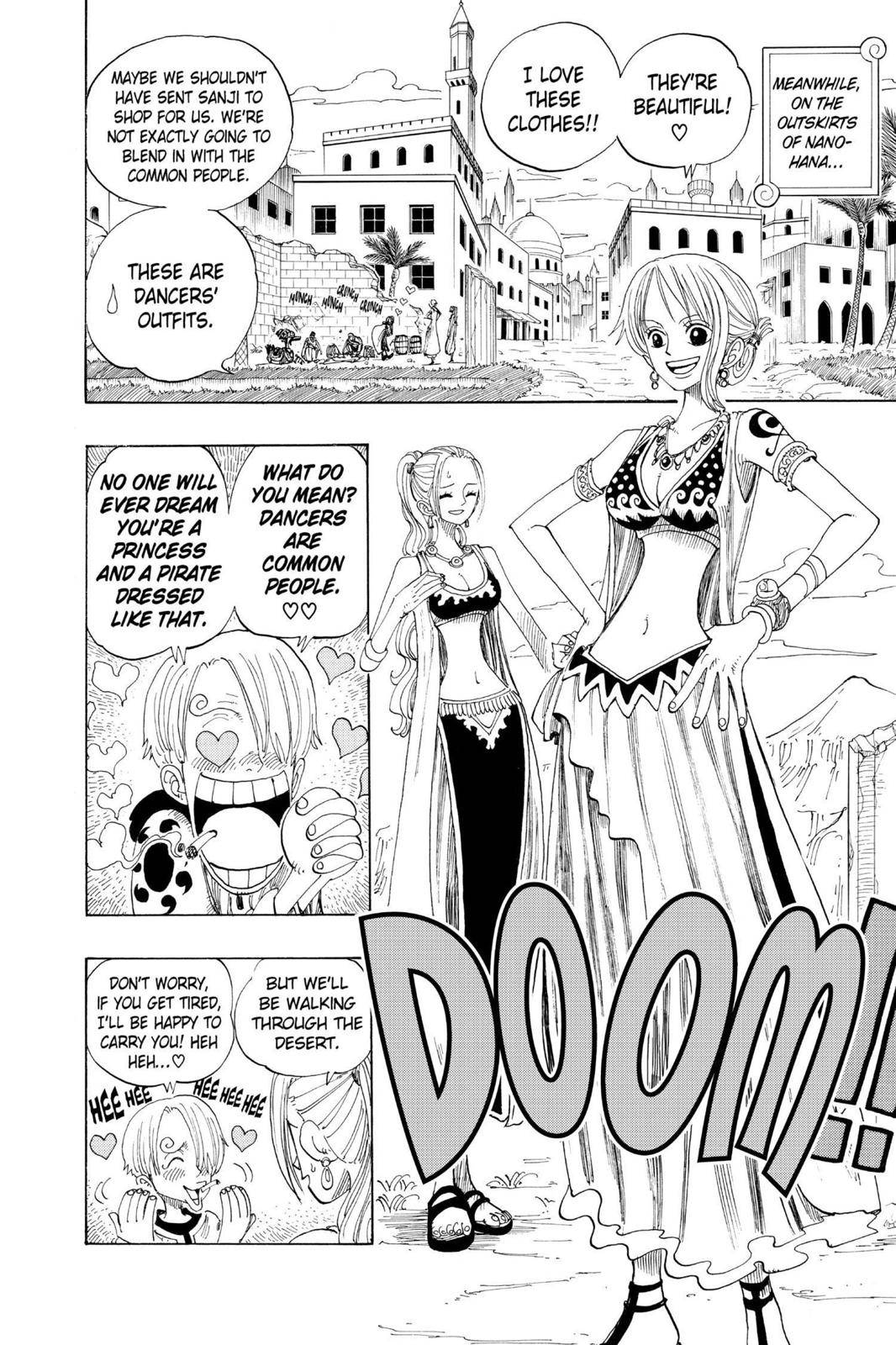 One Piece Chapter 158 Page 14