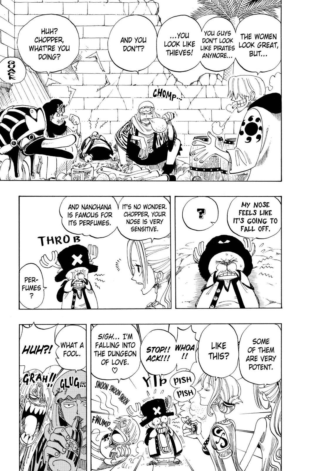 One Piece Chapter 158 Page 15