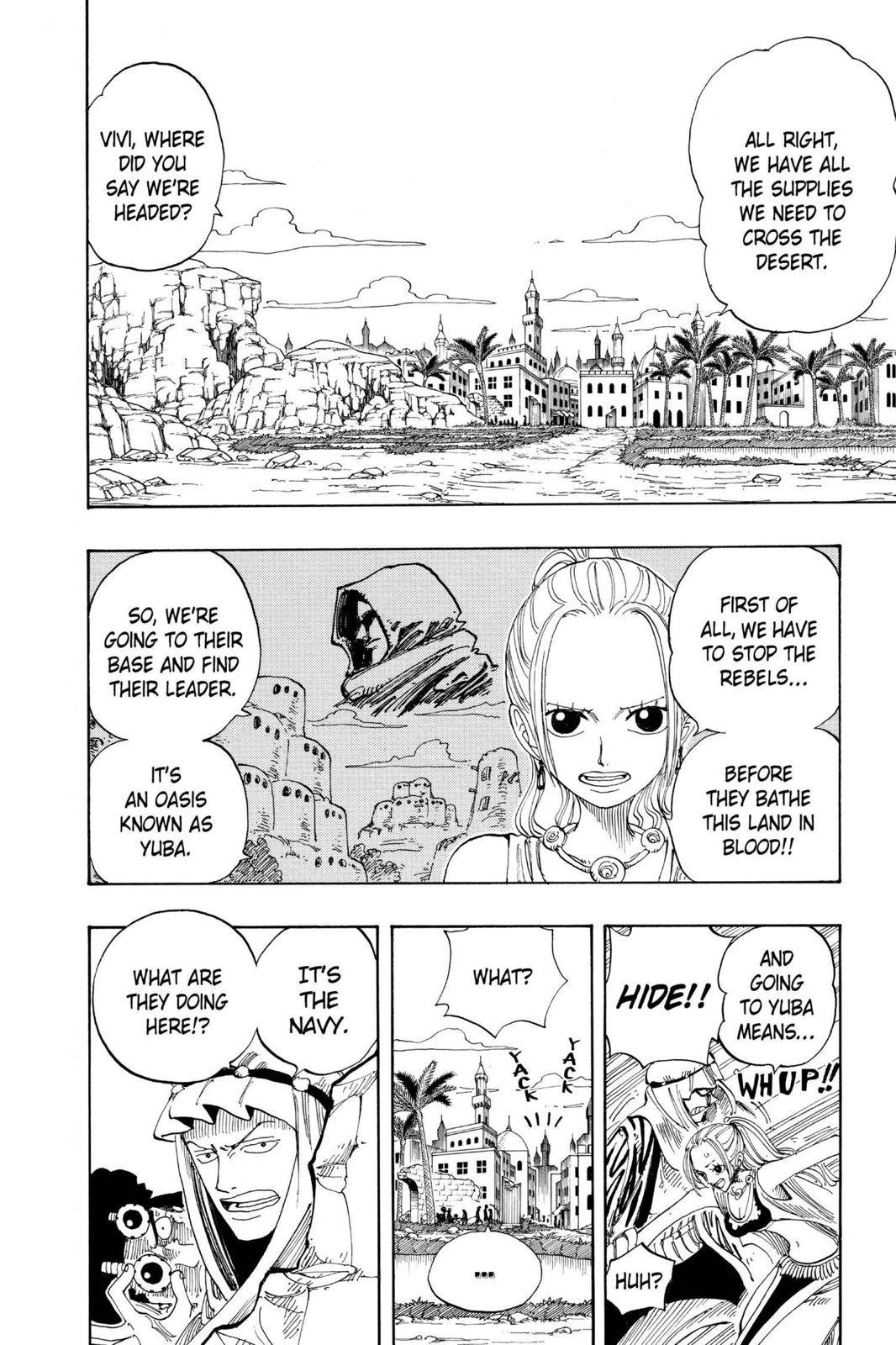 One Piece Chapter 158 Page 16