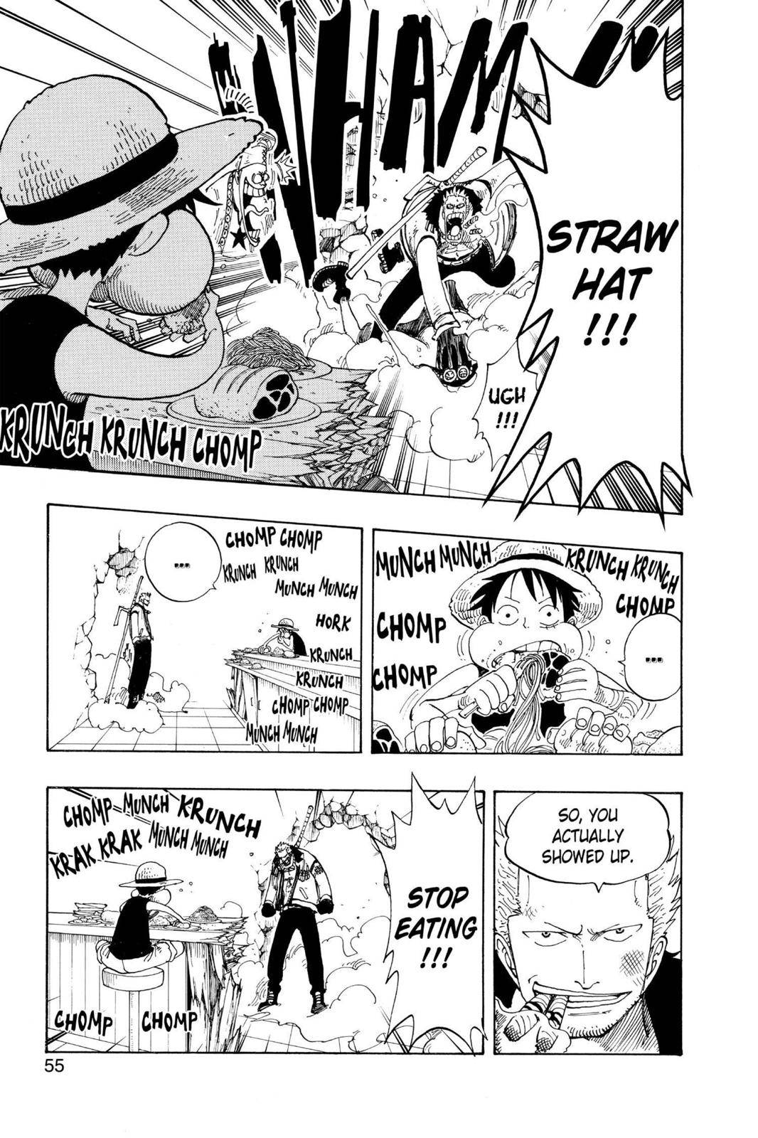 One Piece Chapter 158 Page 9