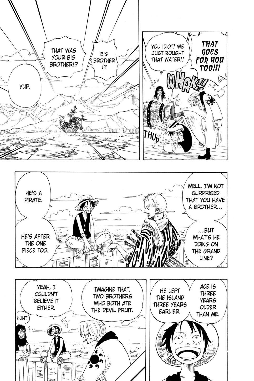 One Piece Chapter 159 Page 7