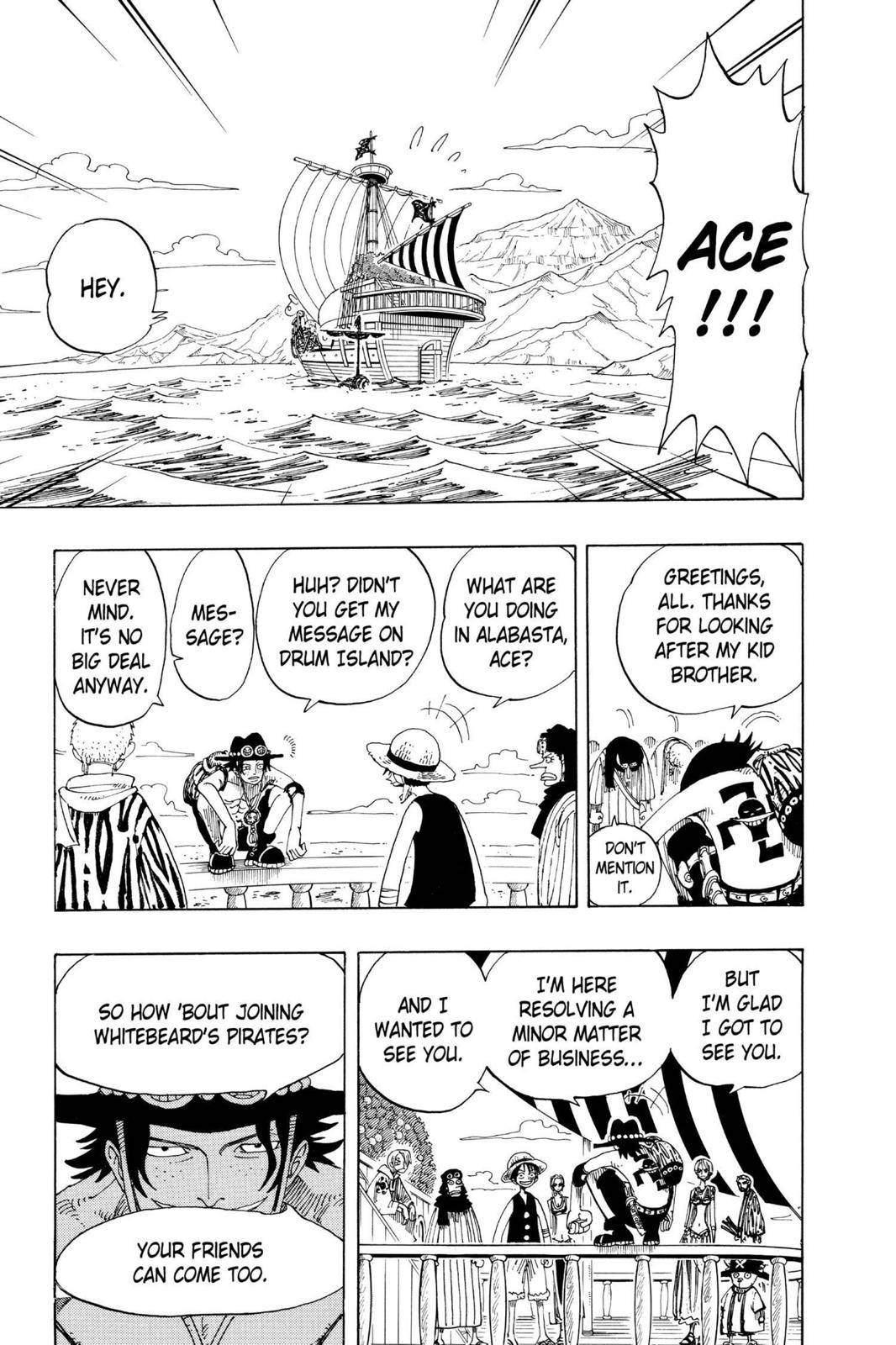 One Piece Chapter 159 Page 9