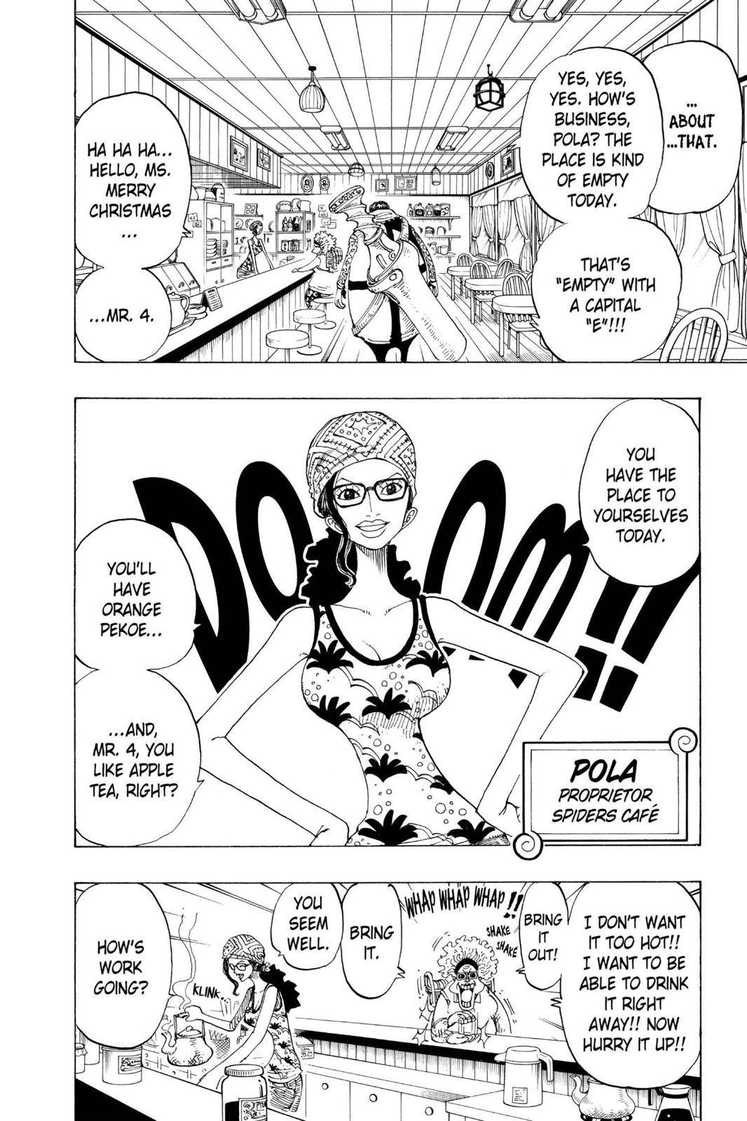 One Piece Chapter 160 Page 10