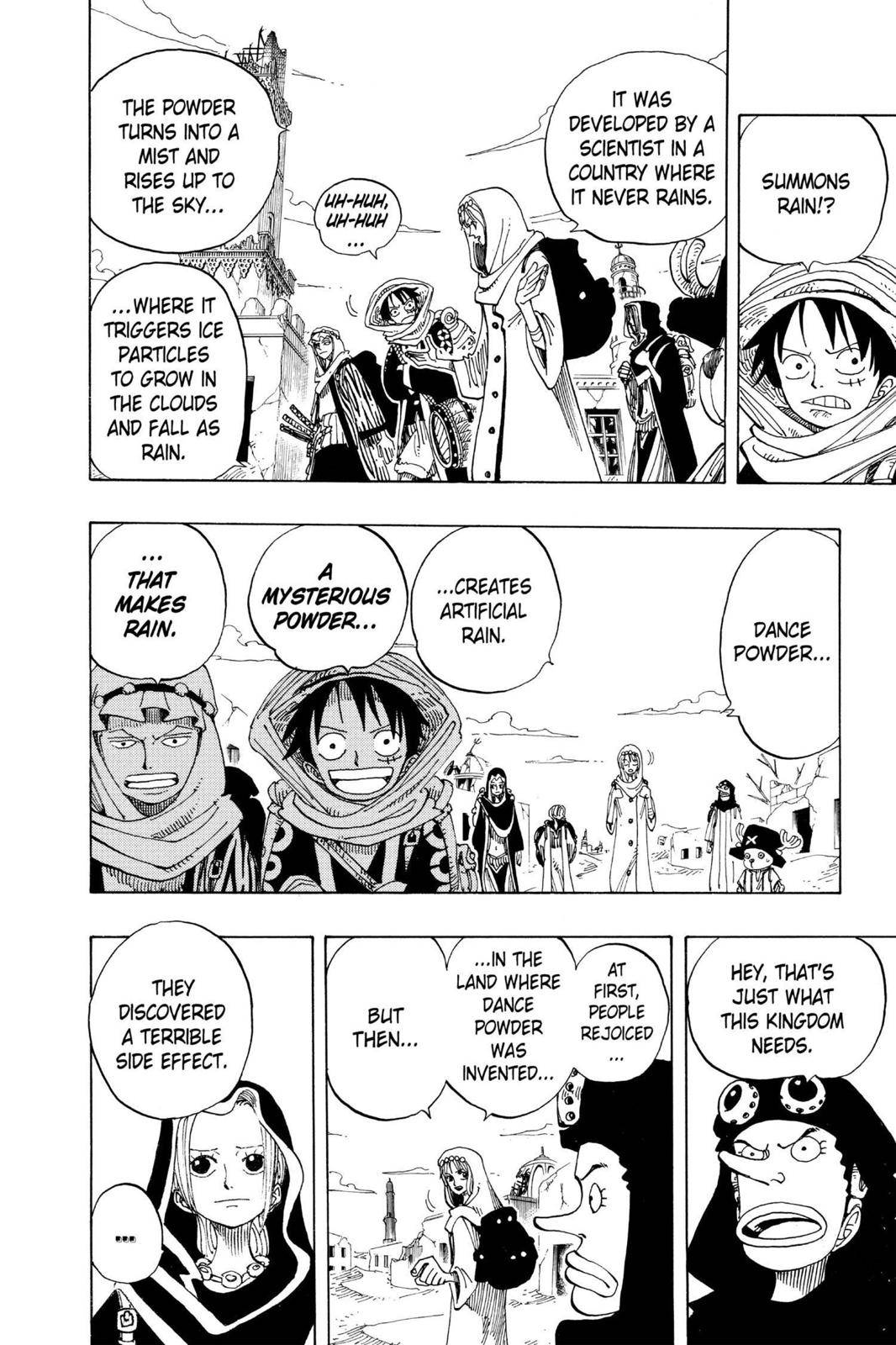 One Piece Chapter 161 Page 13