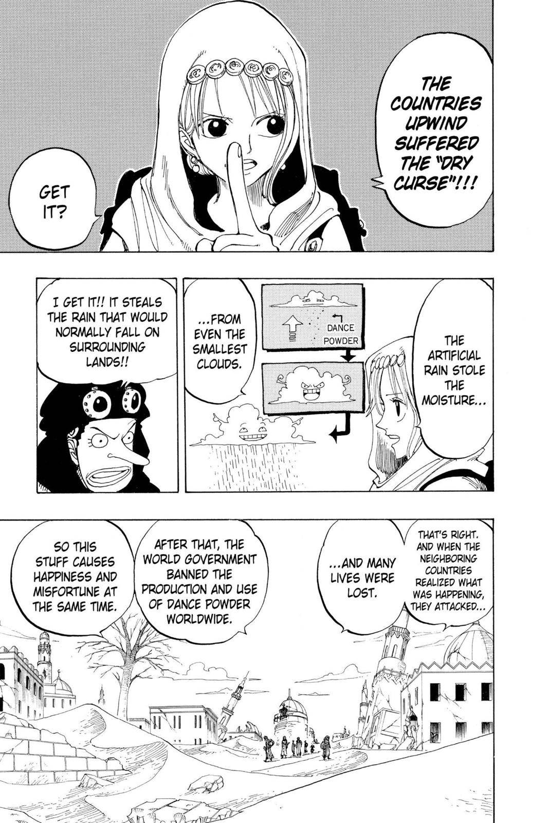 One Piece Chapter 161 Page 14