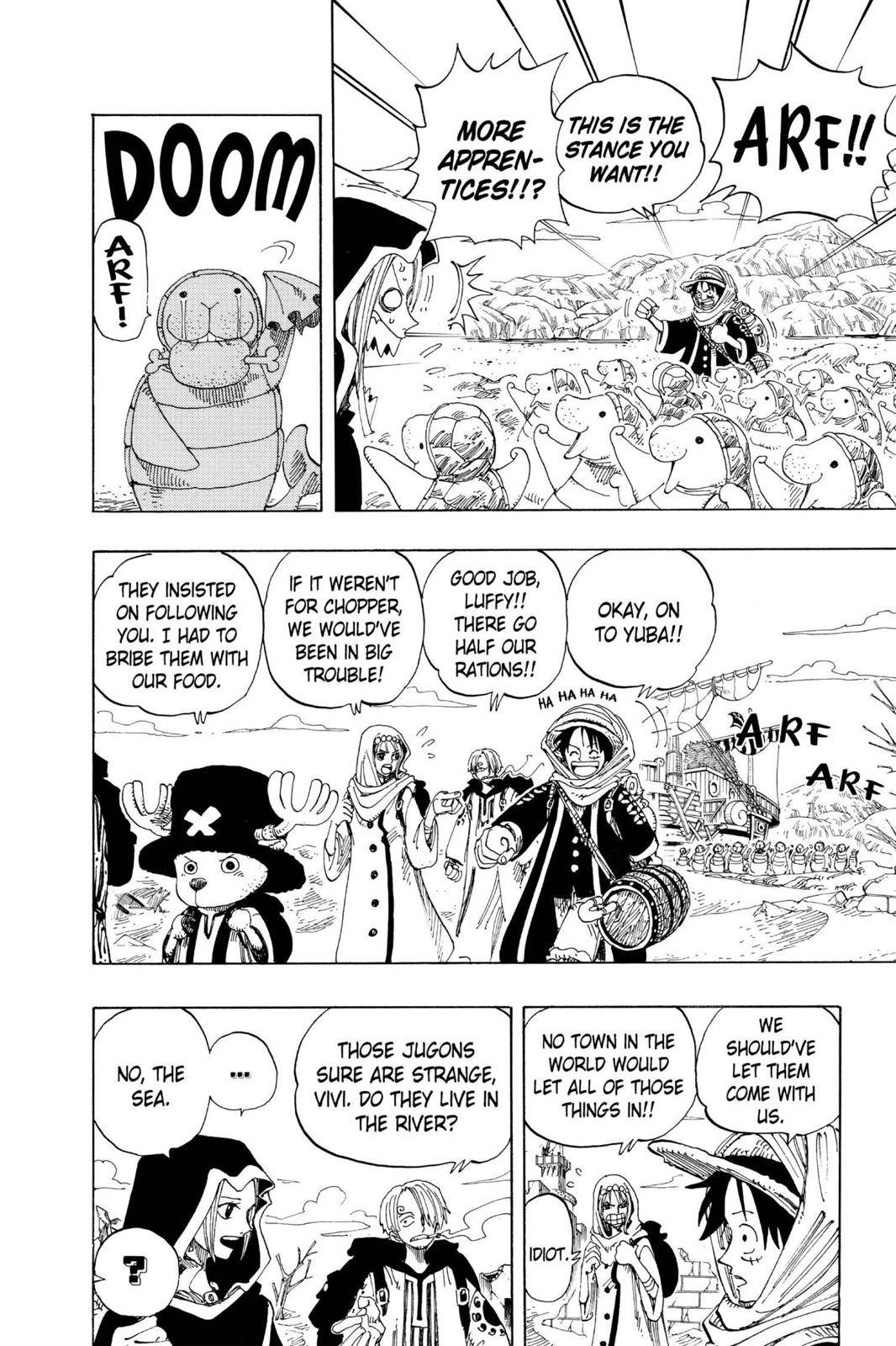 One Piece Chapter 161 Page 7