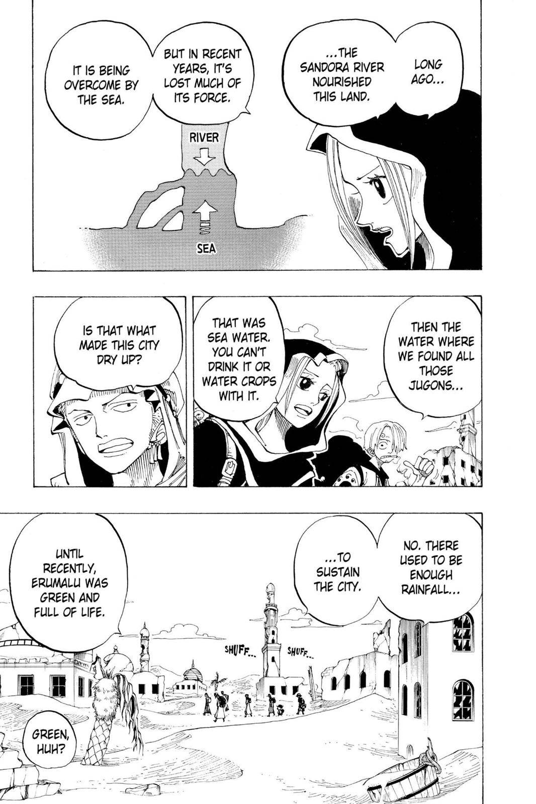 One Piece Chapter 161 Page 8