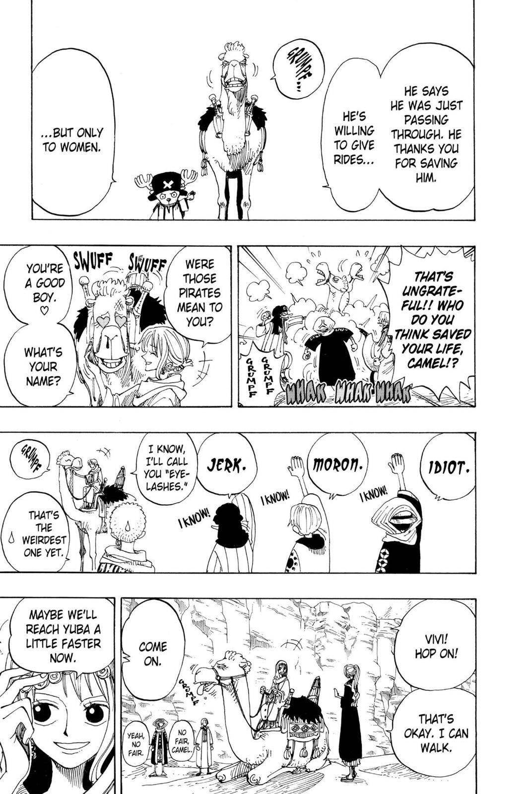 One Piece Chapter 162 Page 14