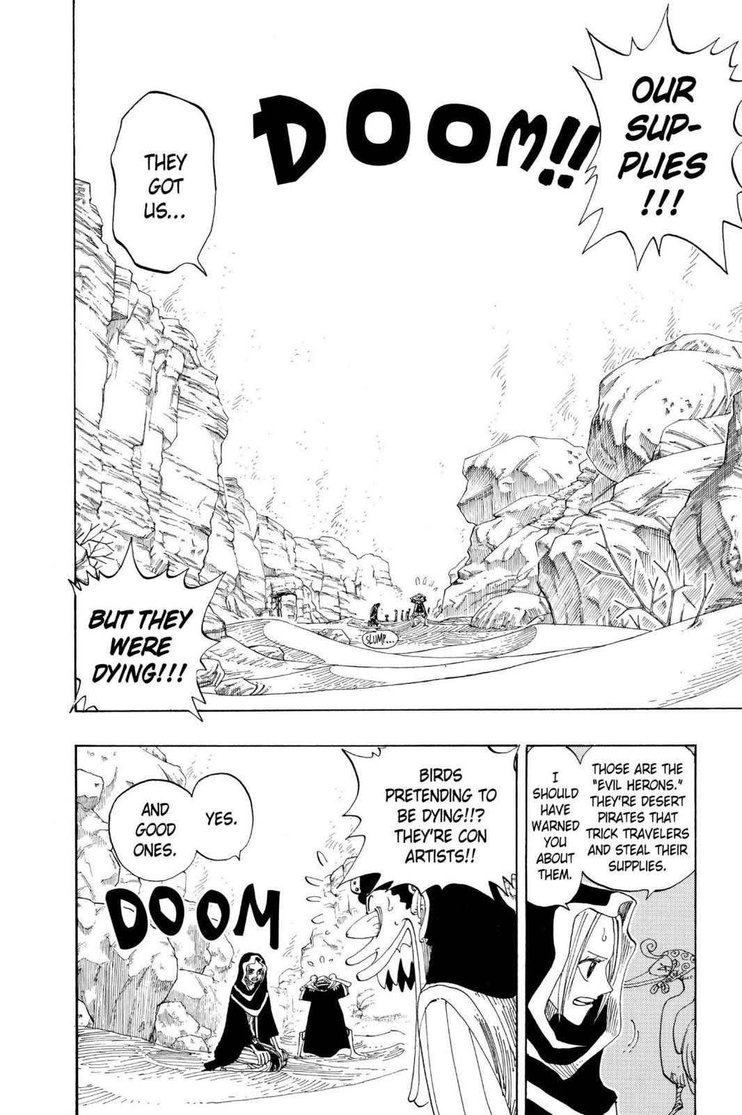 One Piece Chapter 162 Page 8