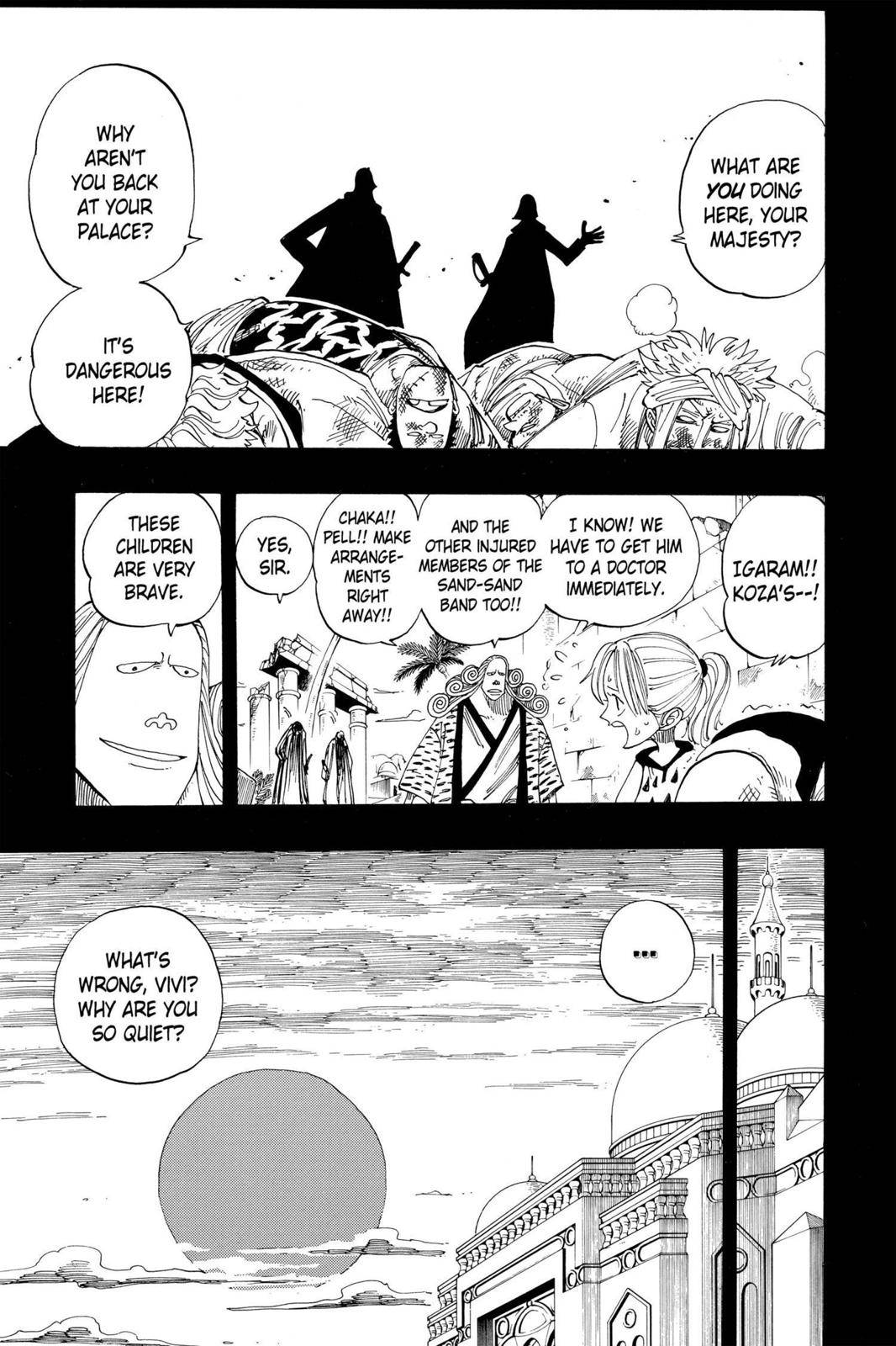 One Piece Chapter 164 Page 11
