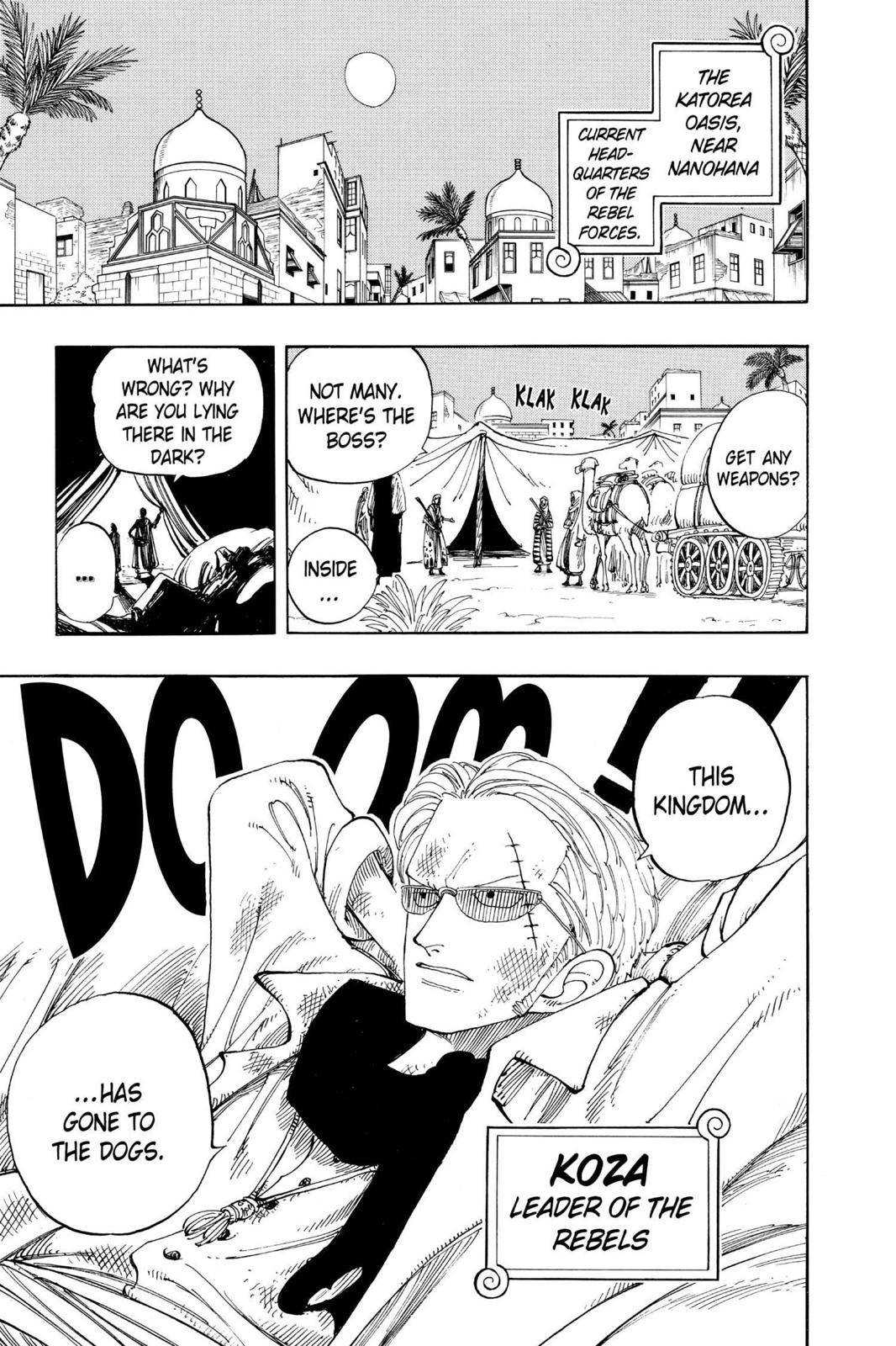 One Piece Chapter 164 Page 19