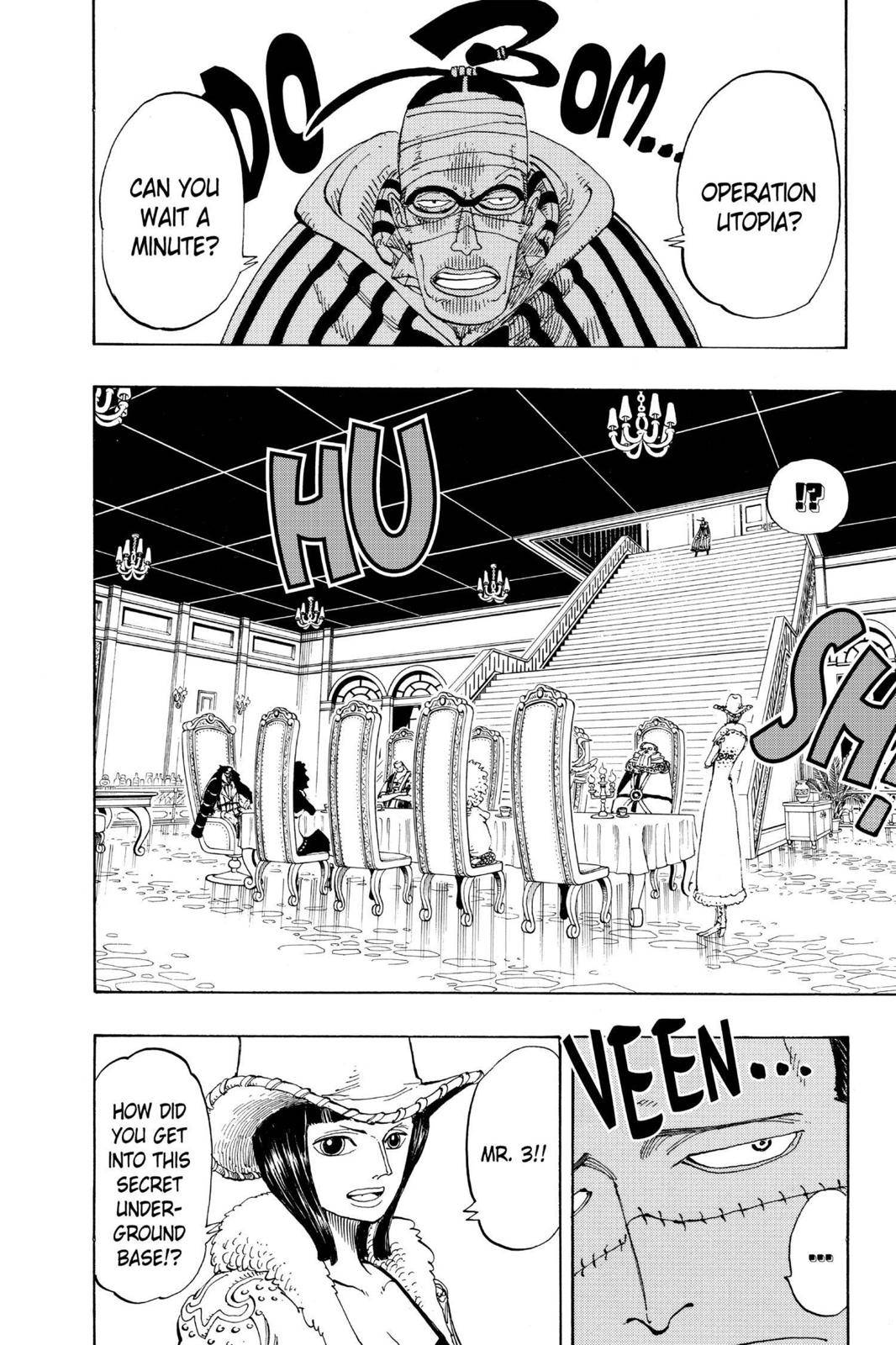 One Piece Chapter 166 Page 2