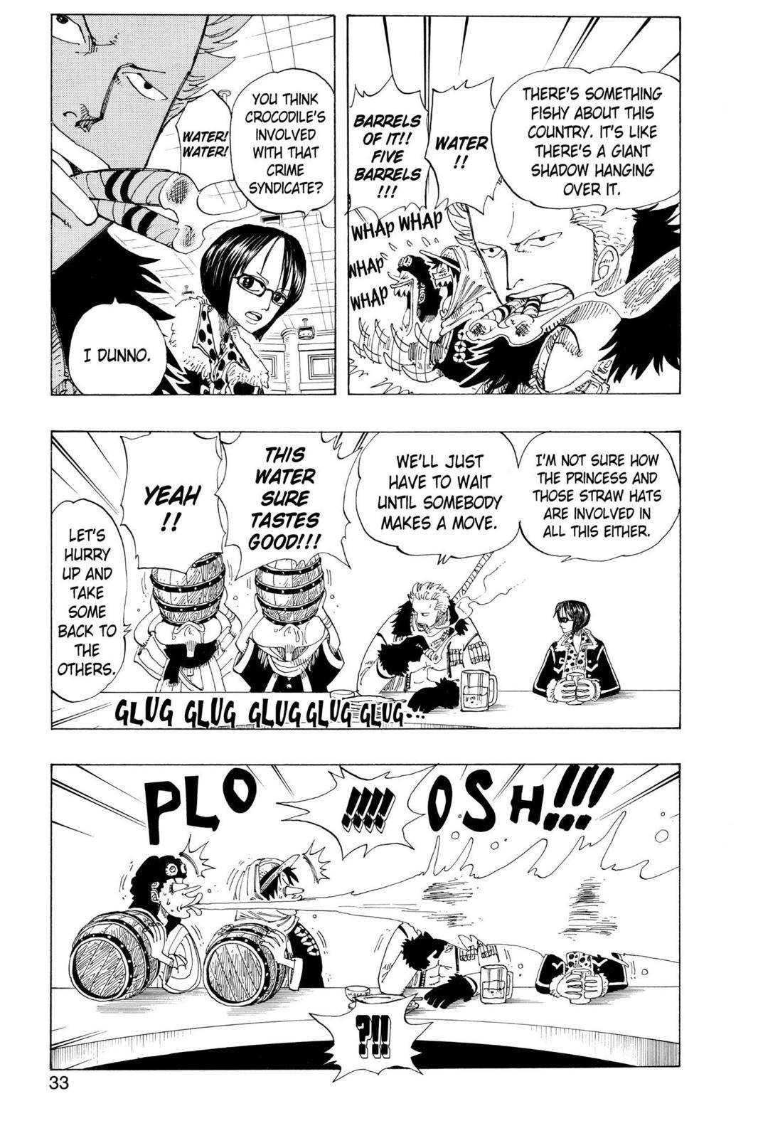 One Piece Chapter 168 Page 7