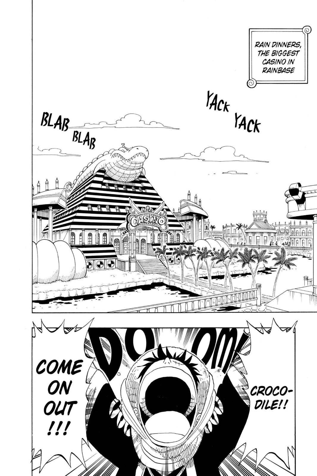 One Piece Chapter 169 Page 2