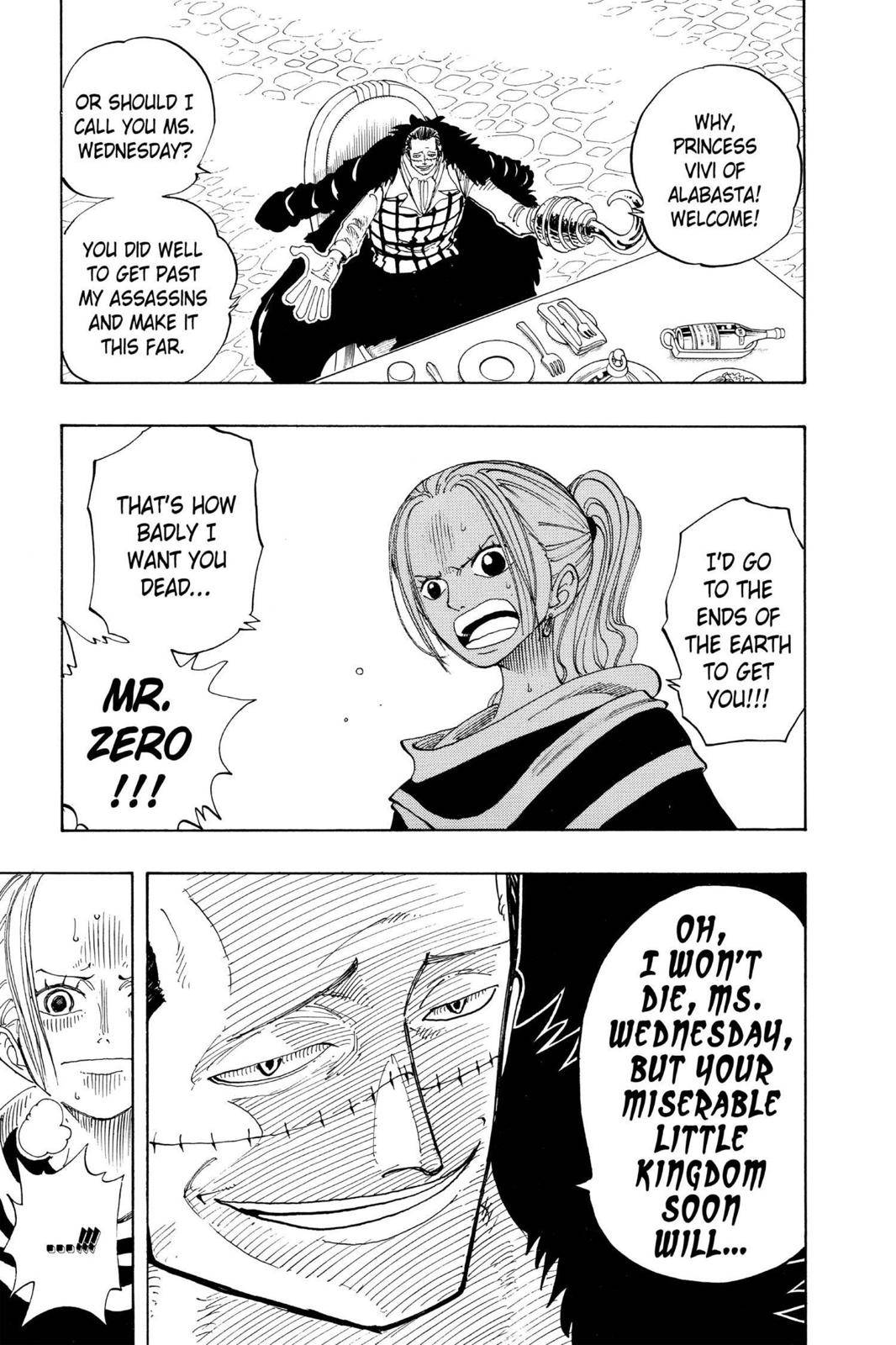 One Piece Chapter 170 Page 15