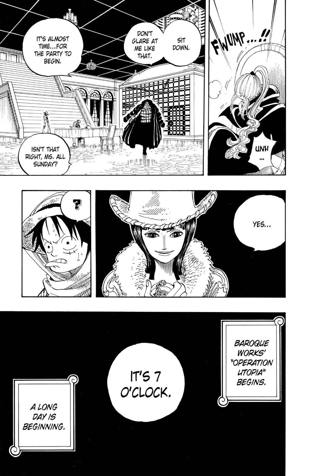 One Piece Chapter 170 Page 19