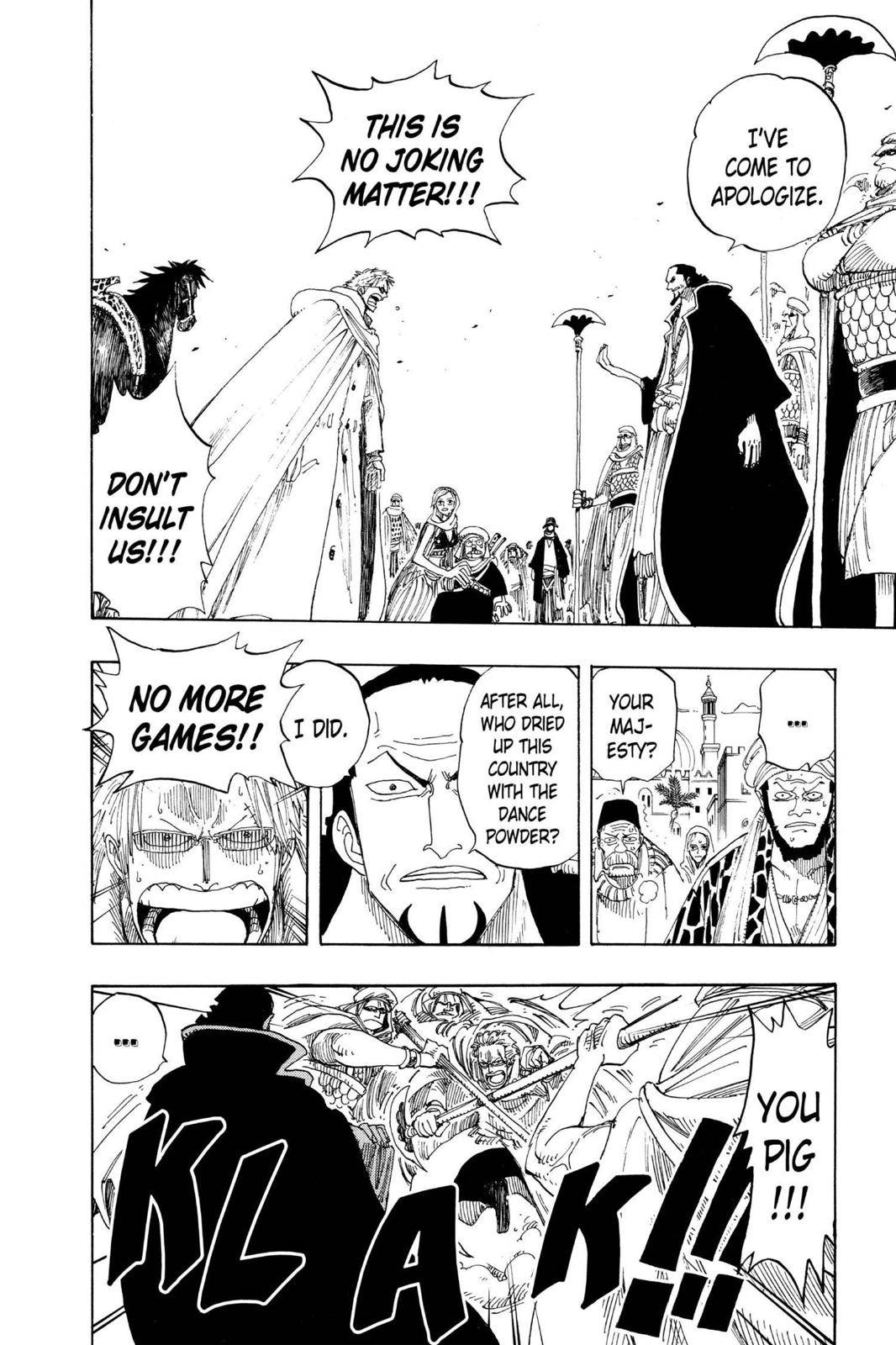 One Piece Chapter 171 Page 14
