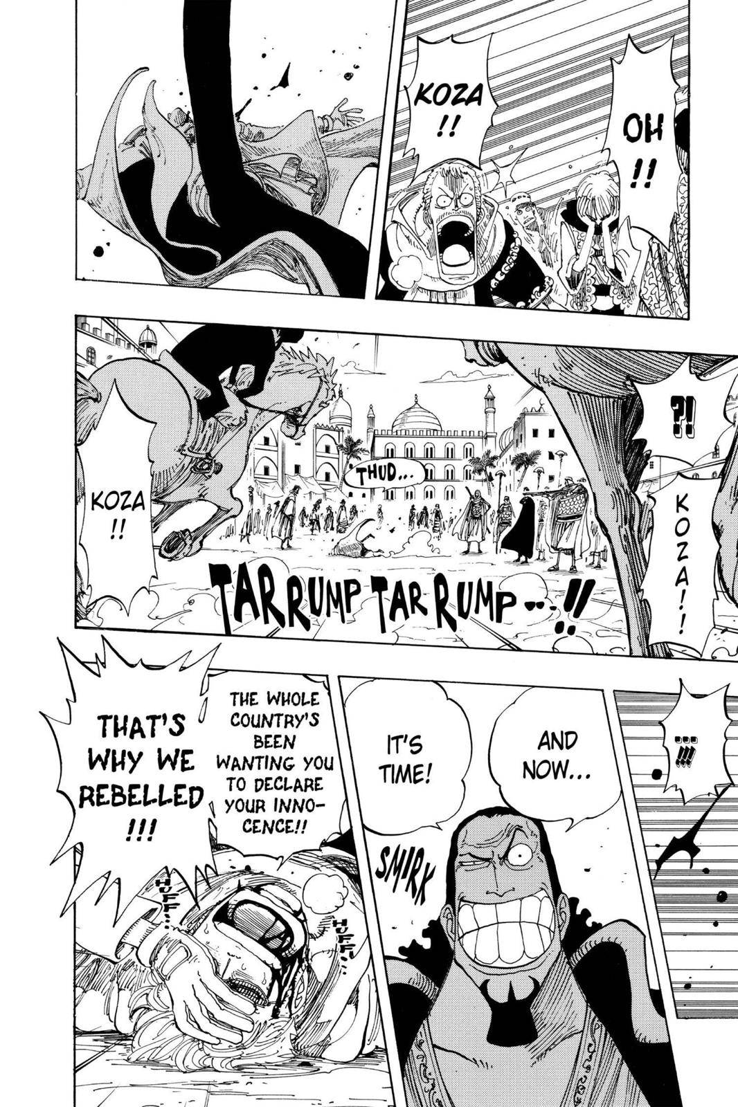 One Piece Chapter 171 Page 16