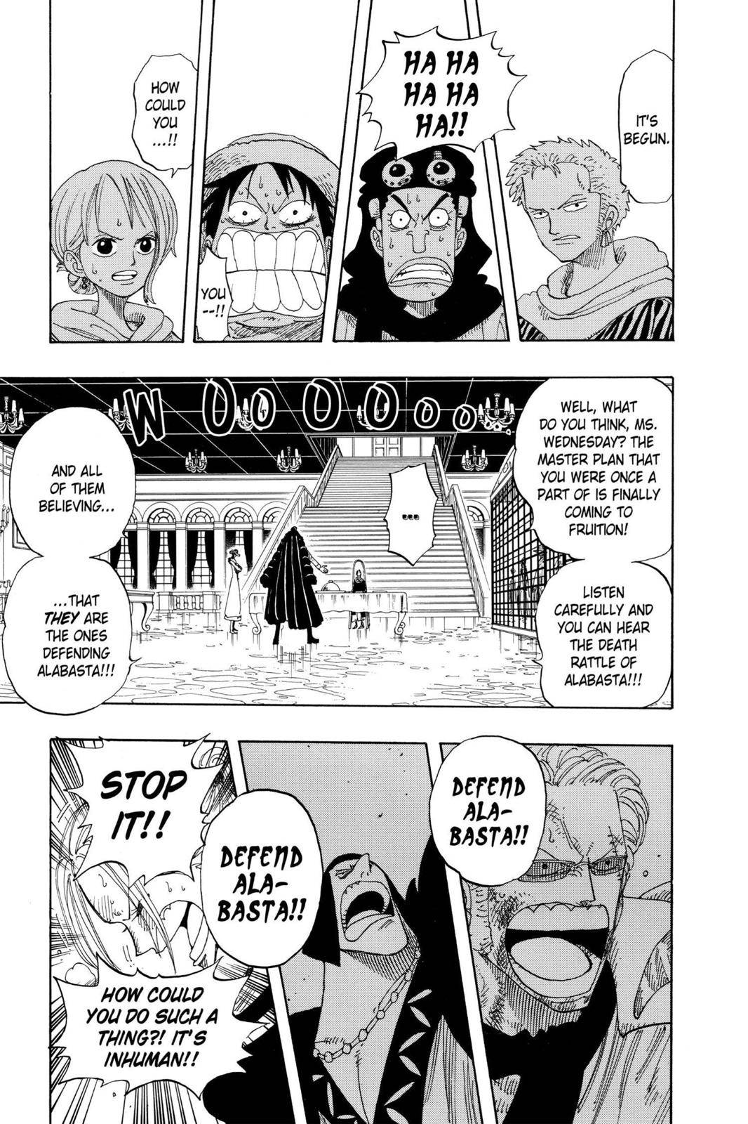 One Piece Chapter 172 Page 15