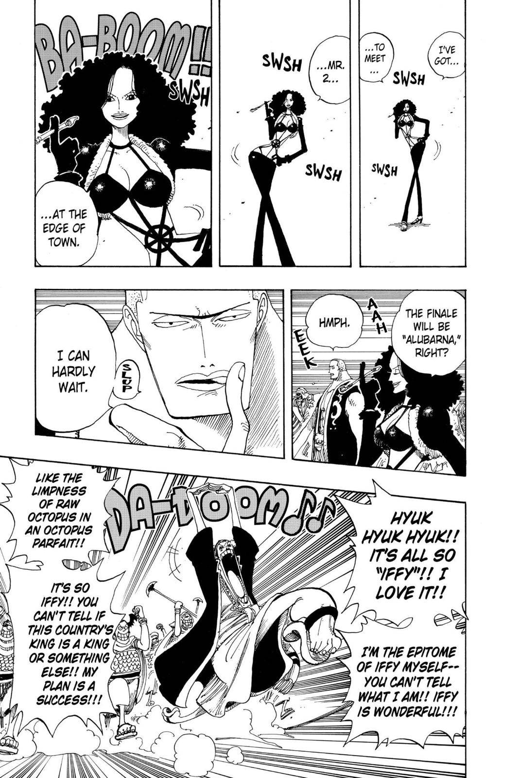 One Piece Chapter 172 Page 3