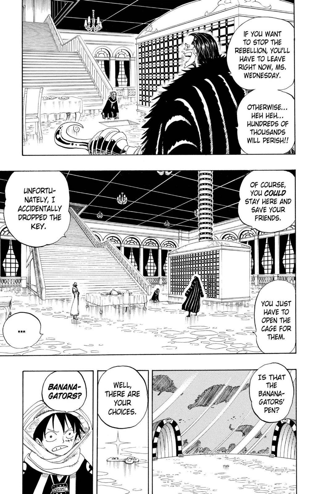 One Piece Chapter 173 Page 3