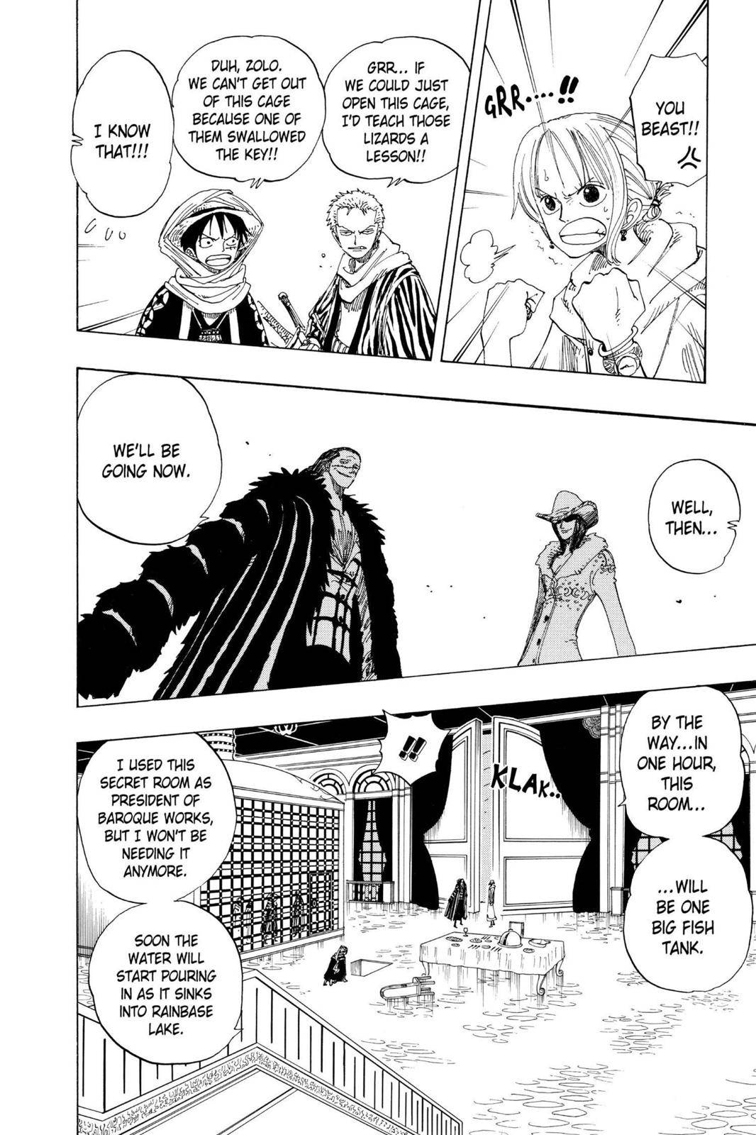 One Piece Chapter 173 Page 6