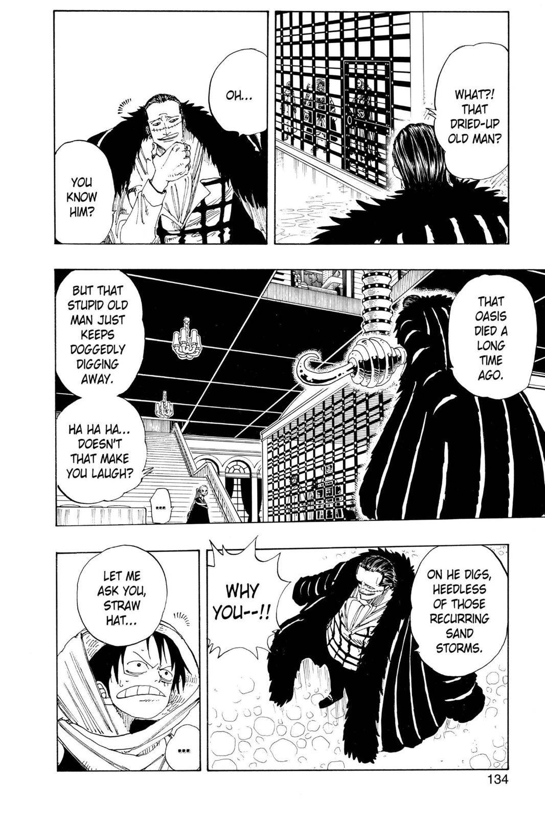 One Piece Chapter 173 Page 8