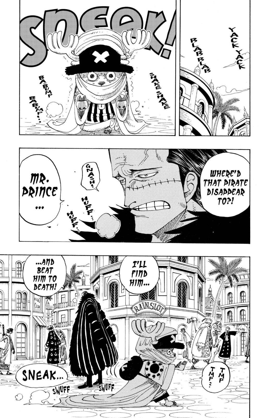 One Piece Chapter 175 Page 7
