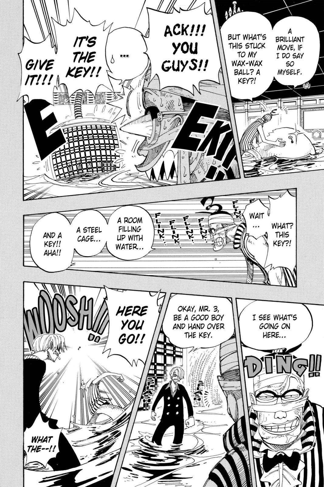 One Piece Chapter 176 Page 4