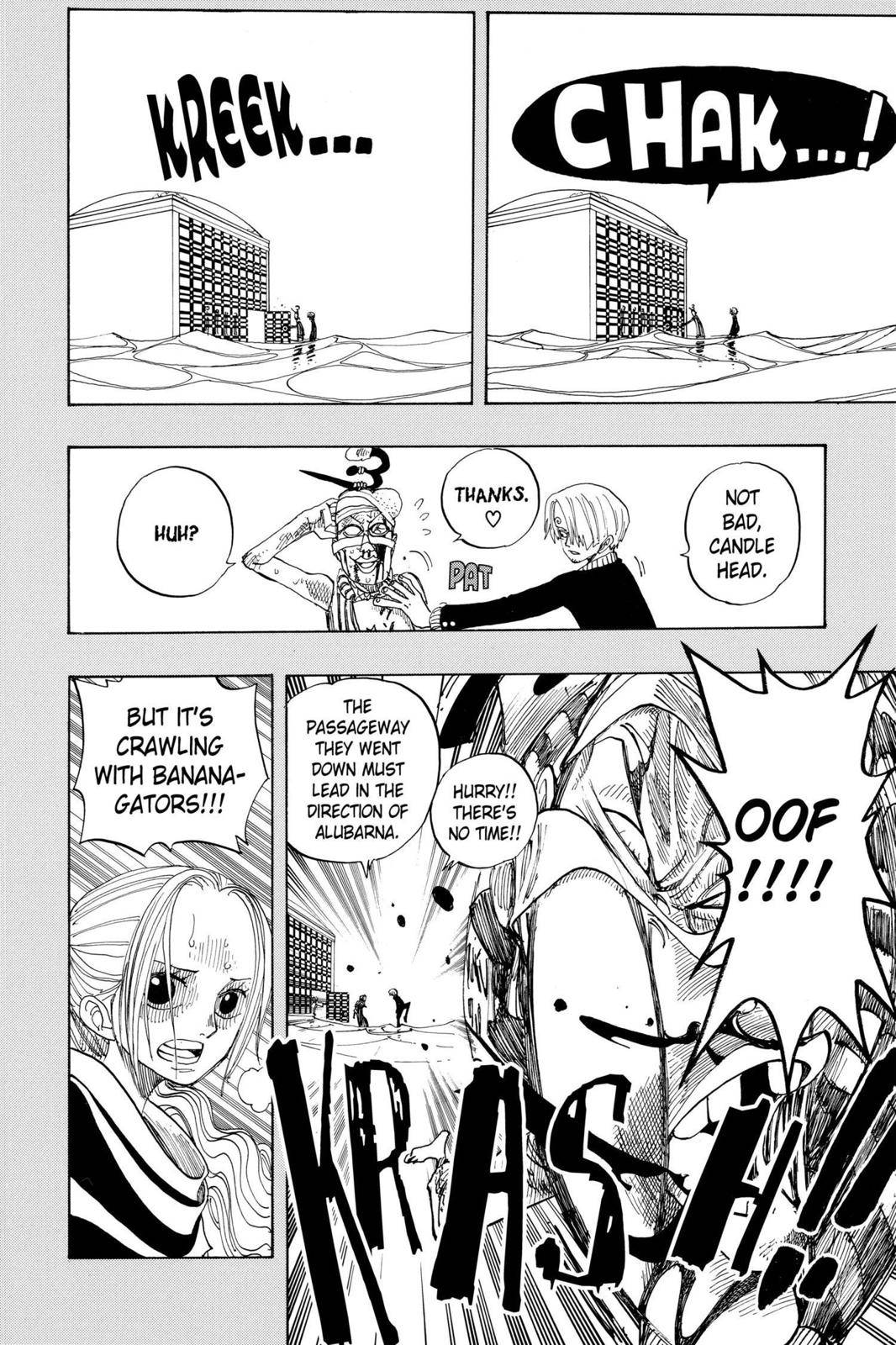 One Piece Chapter 176 Page 6