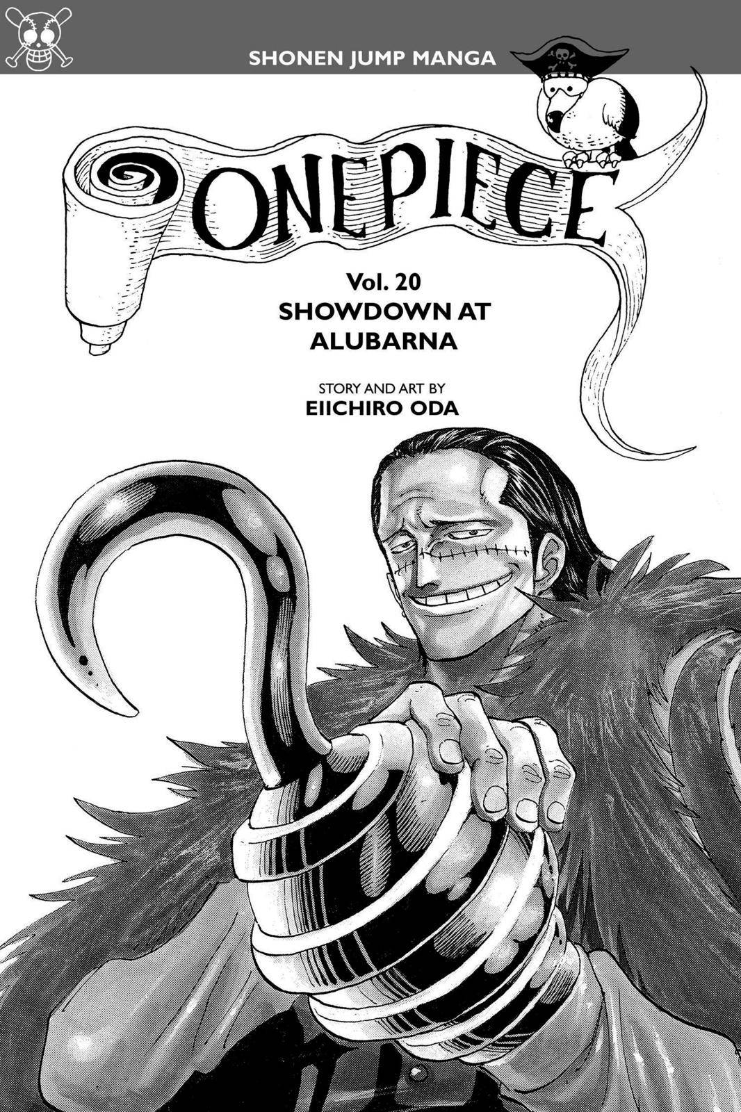 One Piece Chapter 177 Page 4