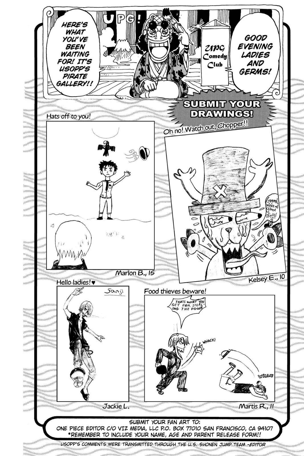 One Piece Chapter 178 Page 20