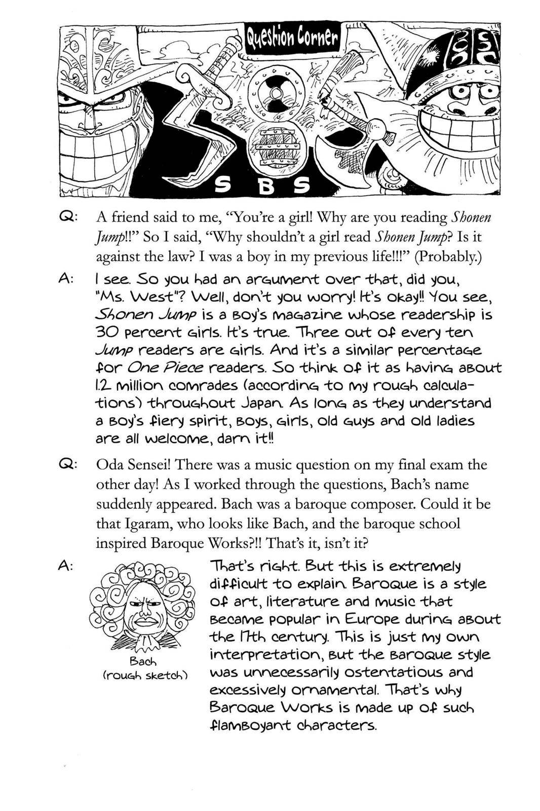 One Piece Chapter 180 Page 20