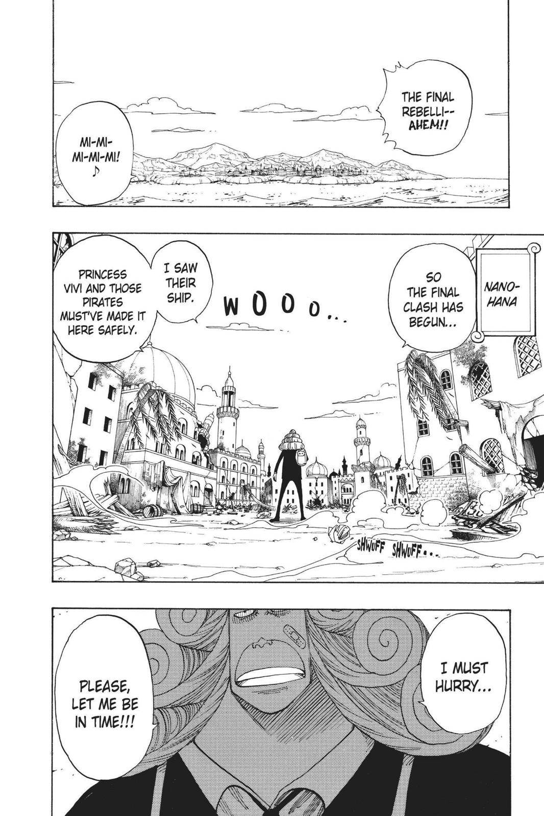 One Piece Chapter 180 Page 8