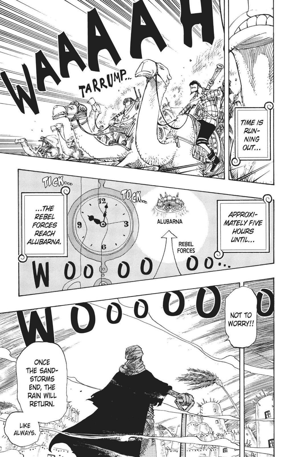 One Piece Chapter 180 Page 9