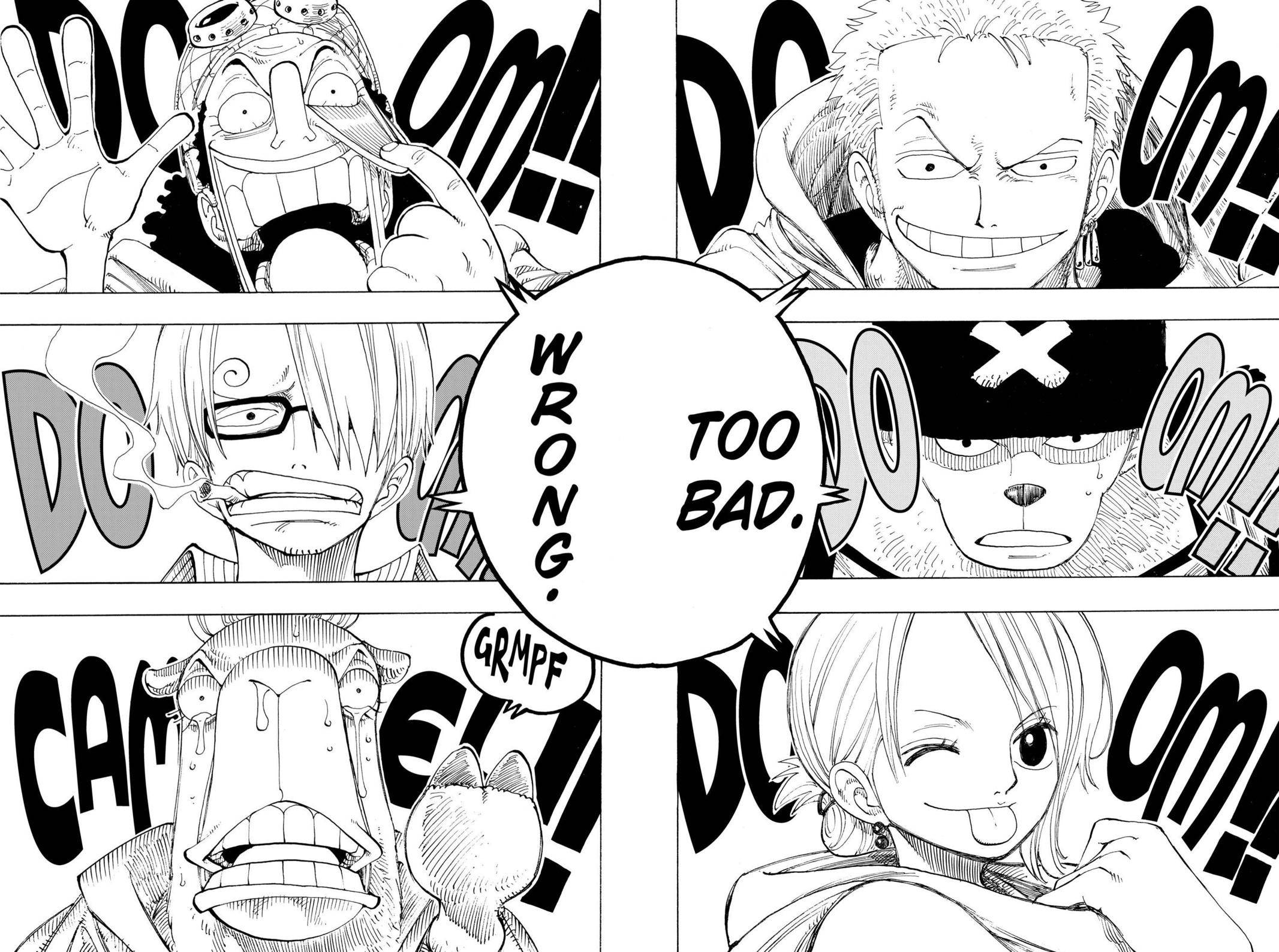 One Piece Chapter 181 Page 15