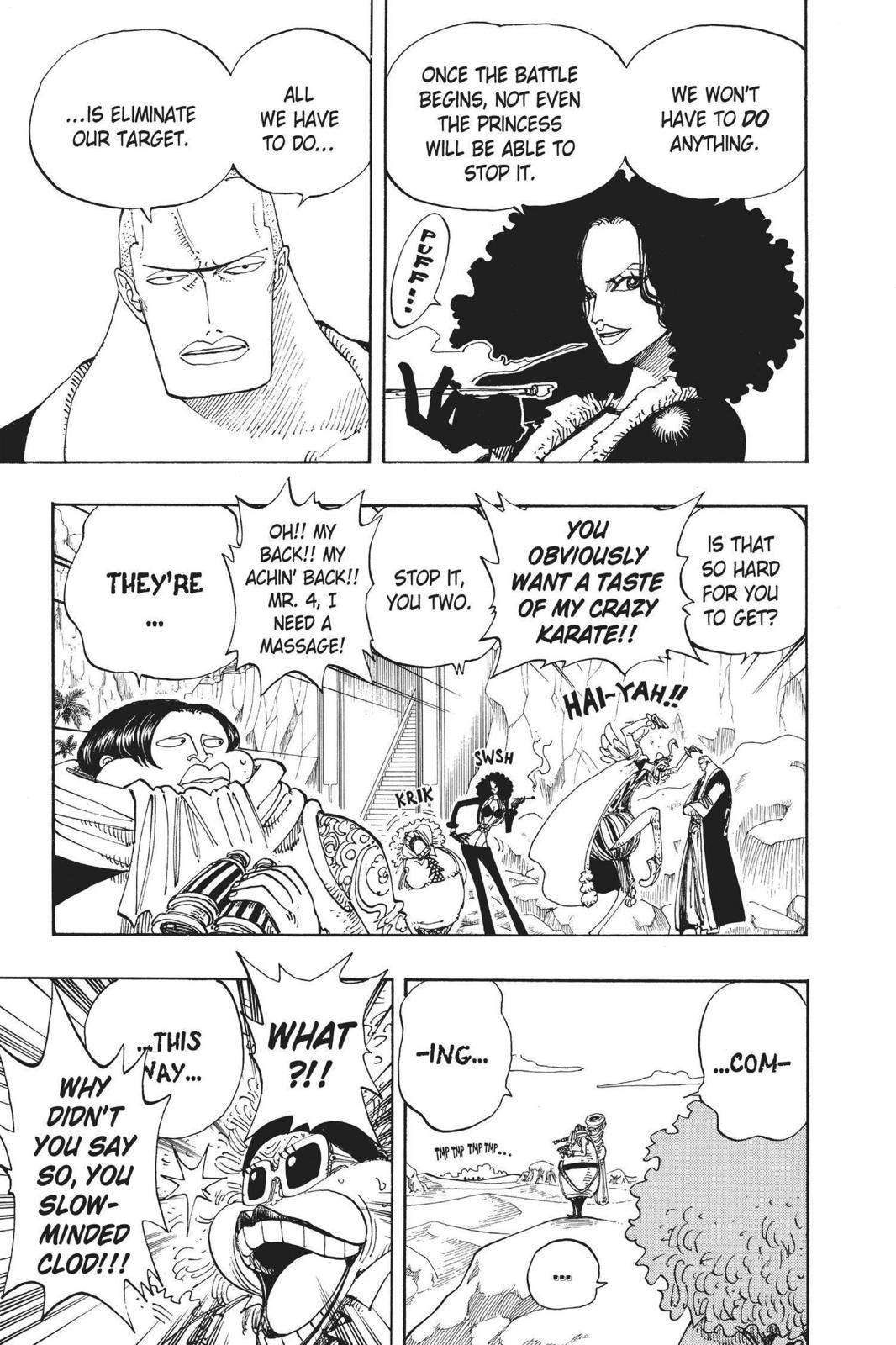 One Piece Chapter 181 Page 5