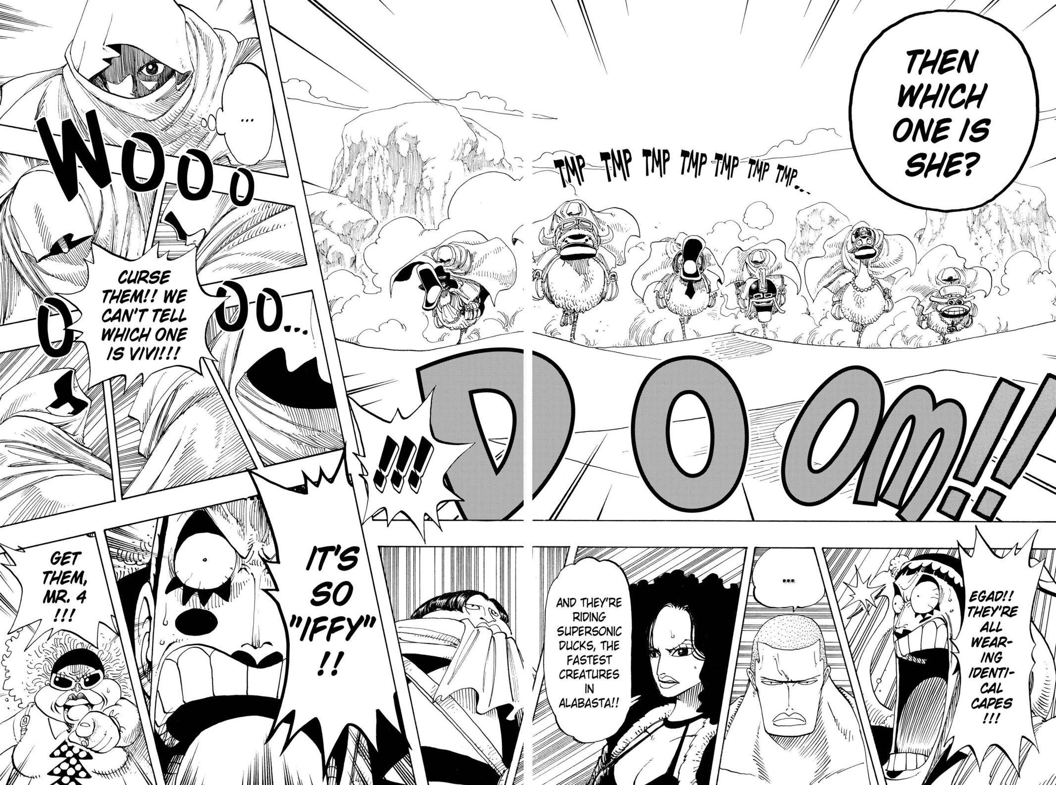 One Piece Chapter 181 Page 8