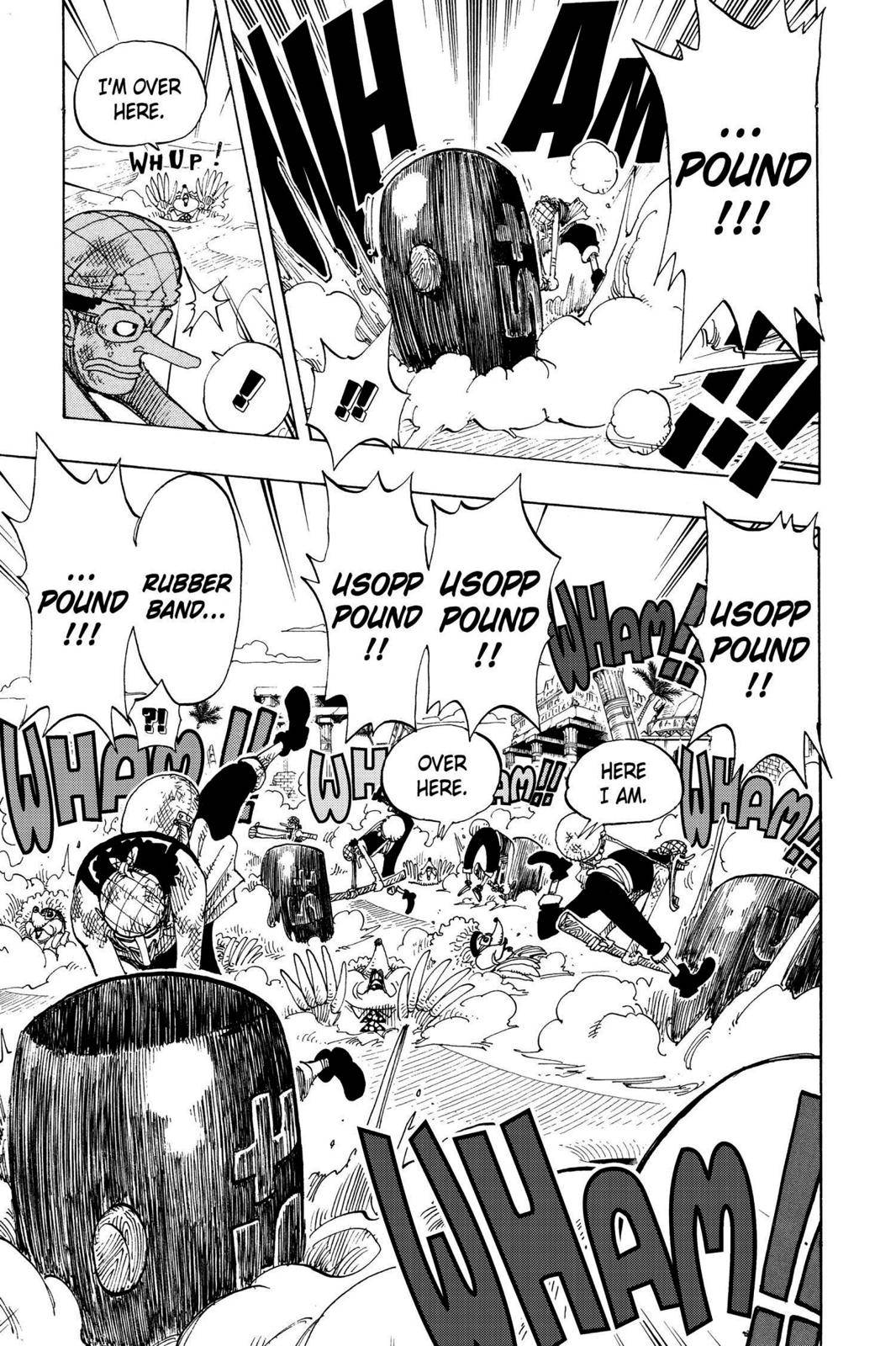 One Piece Chapter 185 Page 3