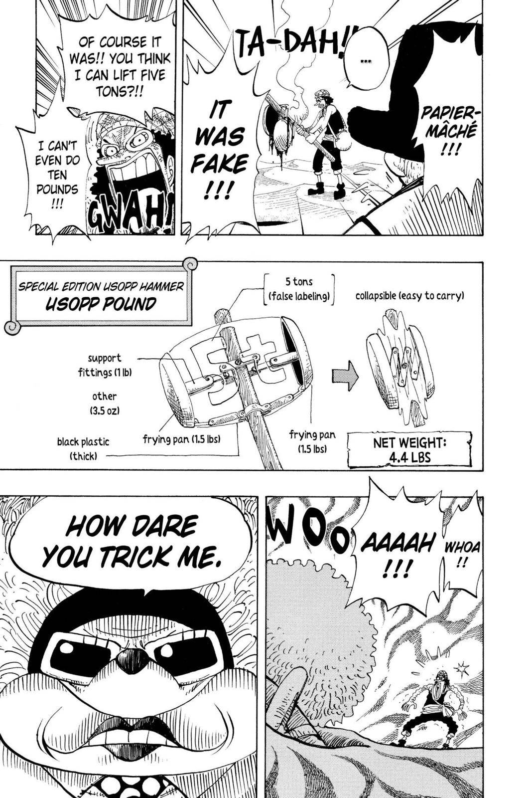 One Piece Chapter 185 Page 7